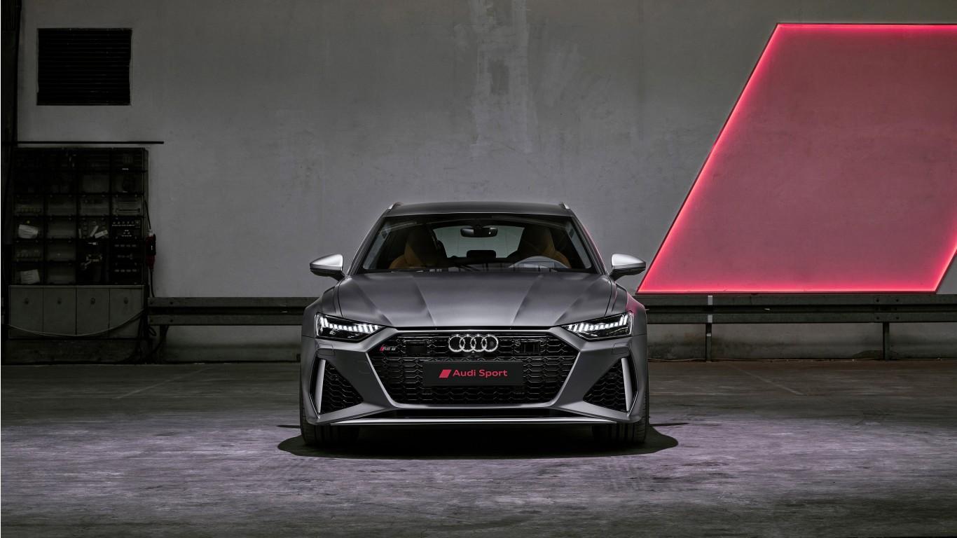 2020 Audi RS6 Avant 4K 2 Wallpaper | HD Car Wallpapers | ID #13060