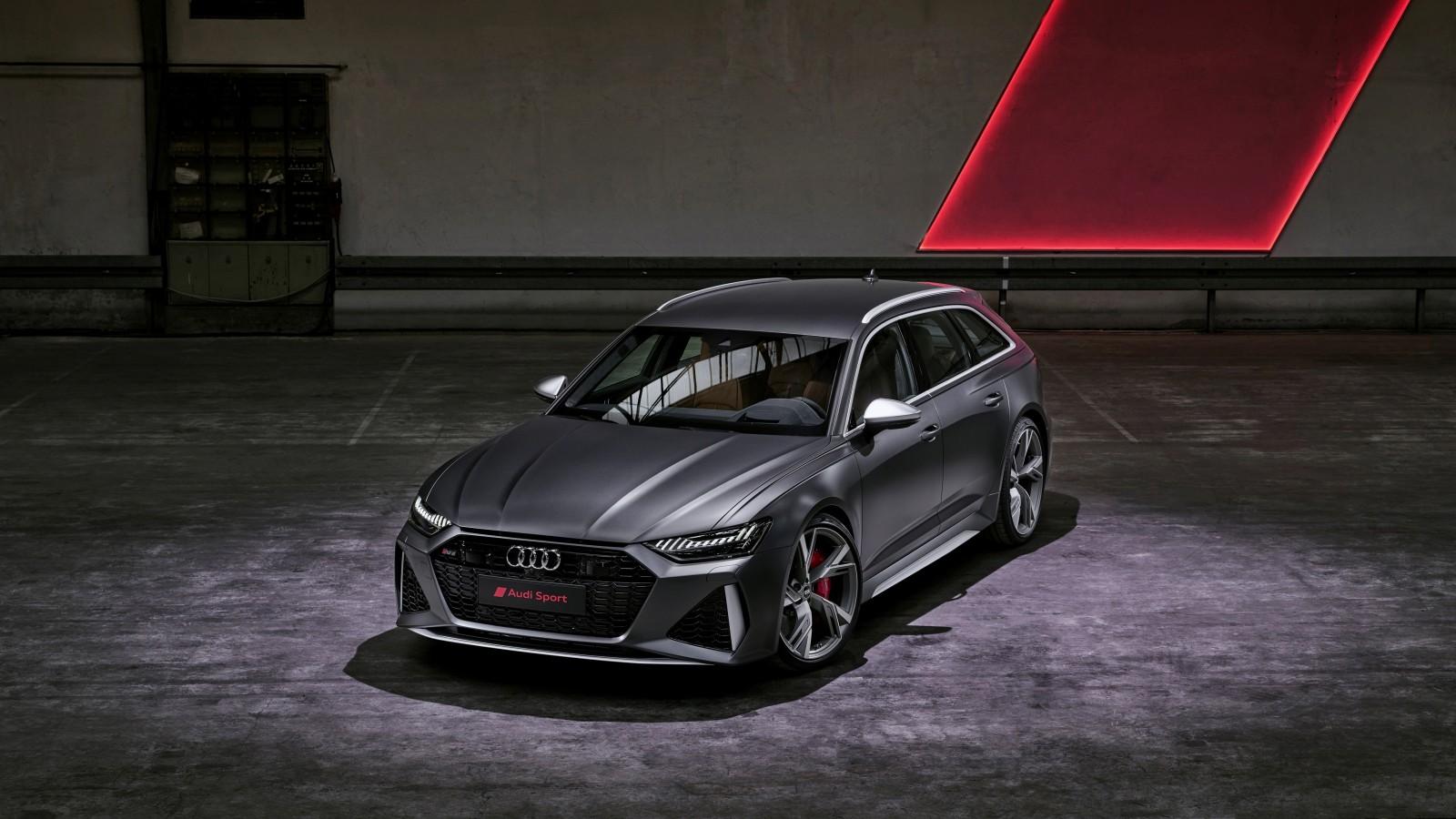 2020 Audi RS6 Avant 4K 3 Wallpaper | HD Car Wallpapers | ID #13061