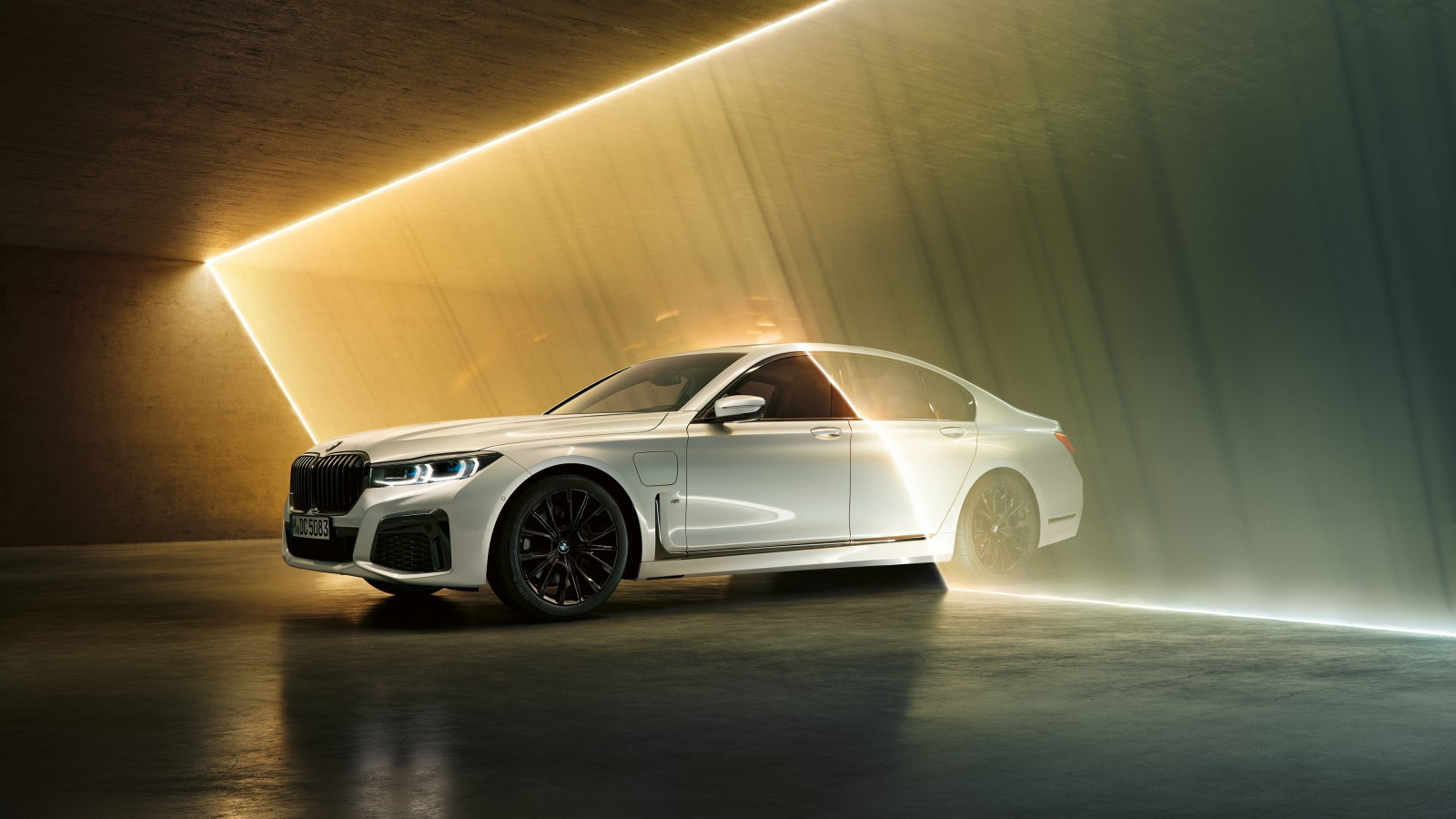 2020 BMW 745e M Sport 4K Wallpaper | HD Car Wallpapers ...