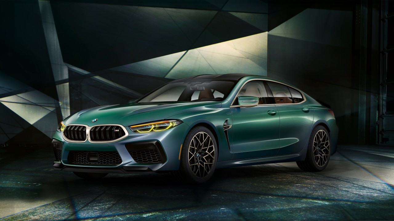 2020 Bmw M8 Gran Coupe First Edition 4k Wallpaper Hd Car
