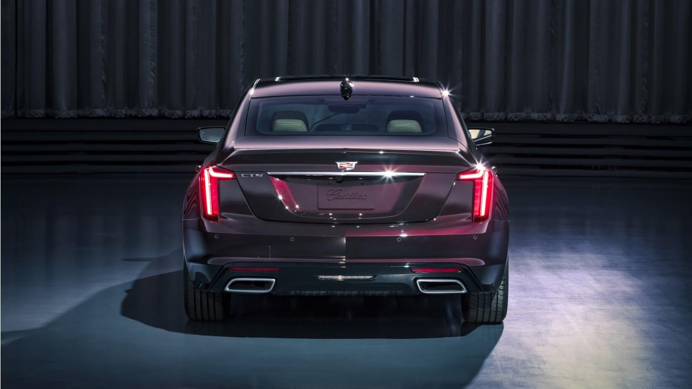 2020 Cadillac CT5 Premium Luxury 4K 5K 2 Wallpaper | HD ...