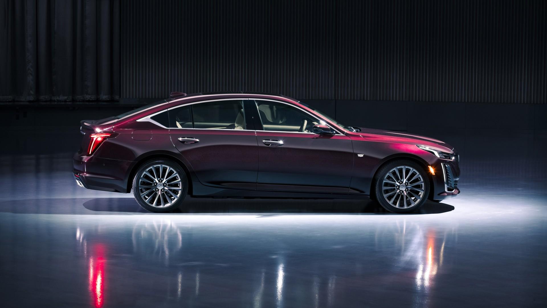 2020 Cadillac CT5 Premium Luxury 4K 5K 3 Wallpaper | HD ...