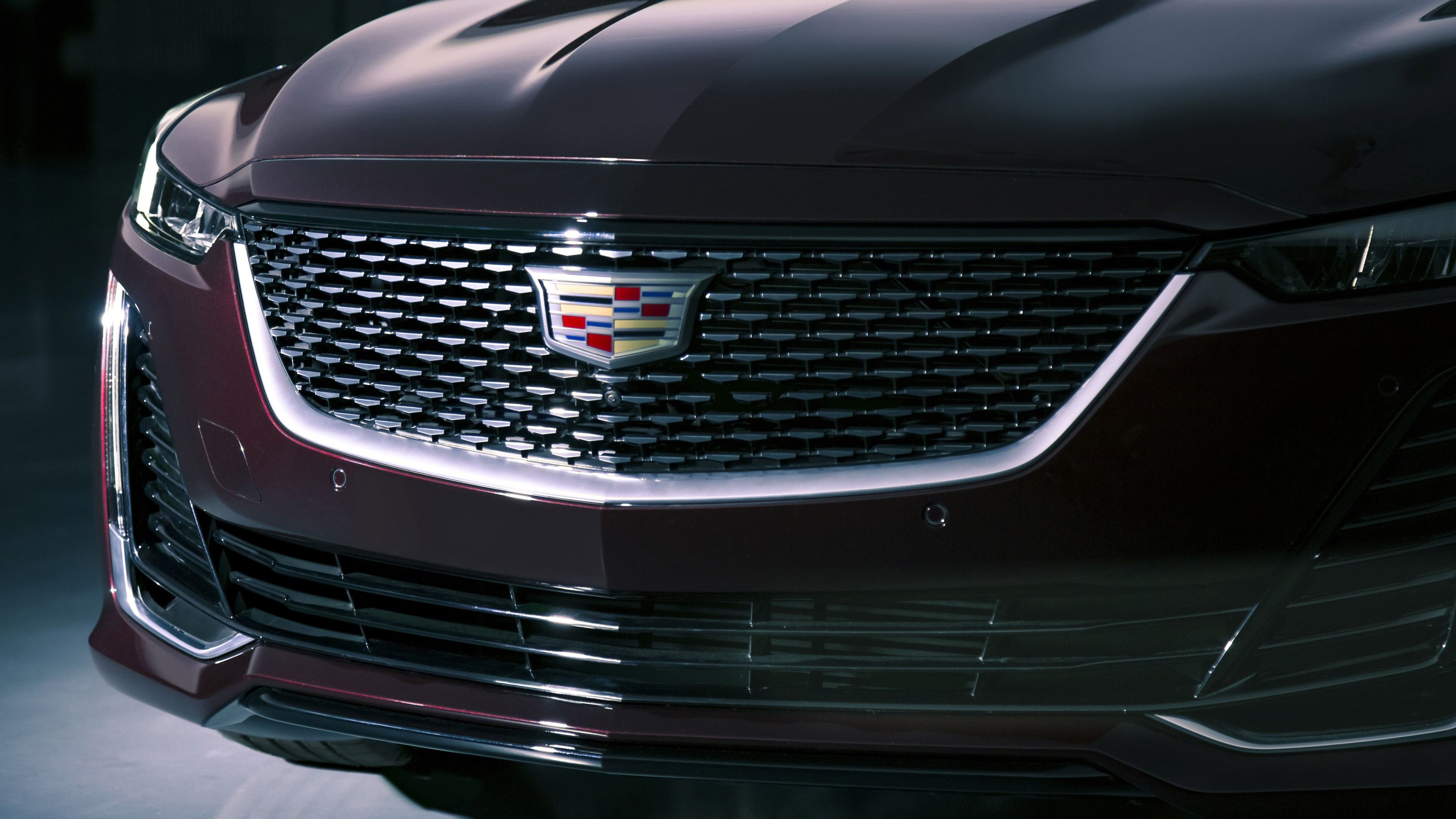 2020 Cadillac Ct5 Premium Luxury 5k 2 Wallpaper Hd Car