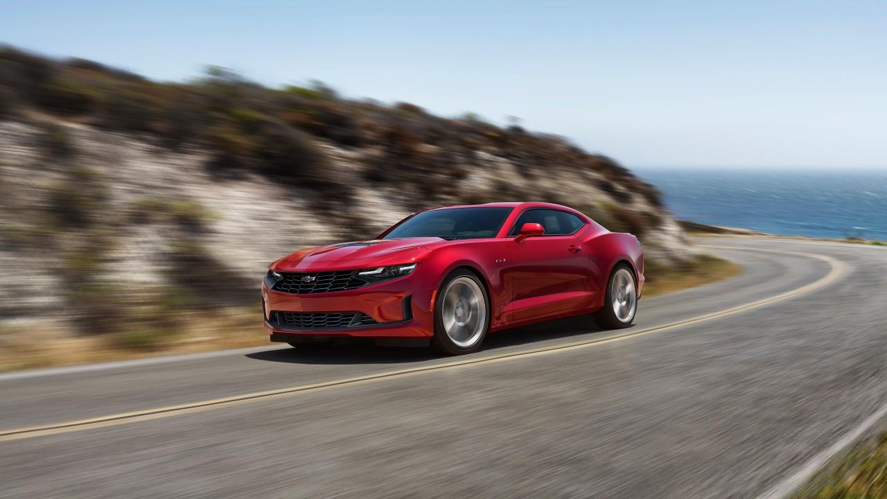 2020 Chevrolet Camaro LT1 4K Wallpaper | HD Car Wallpapers ...