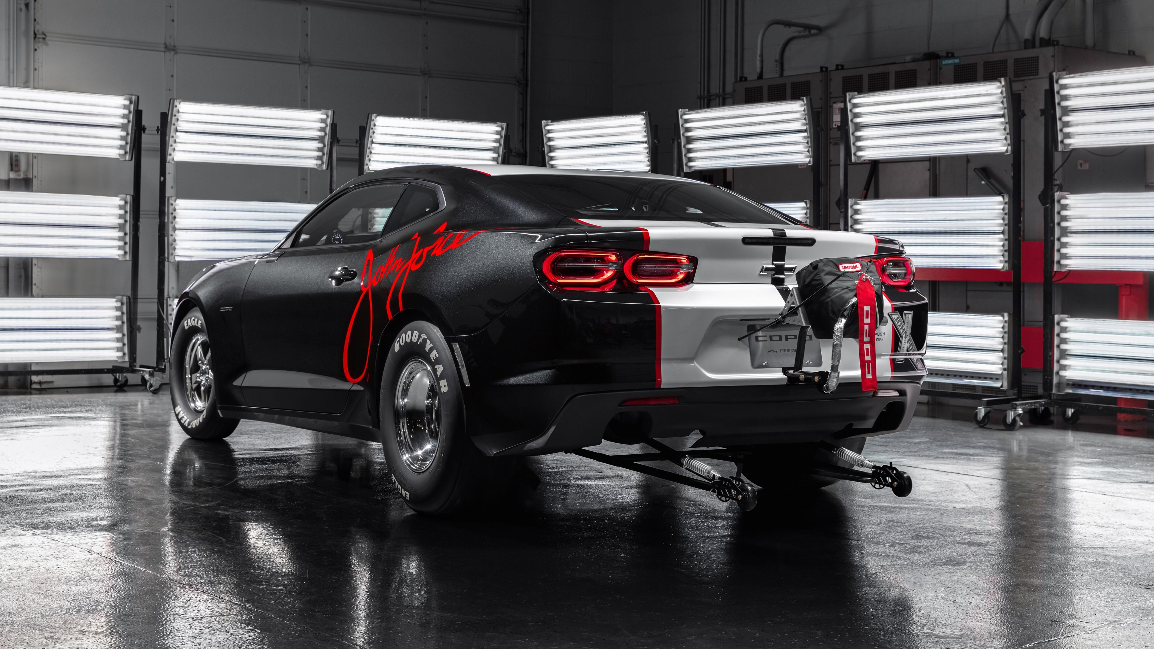 2020 Chevrolet COPO Camaro John Force Edition 4K 3 ...