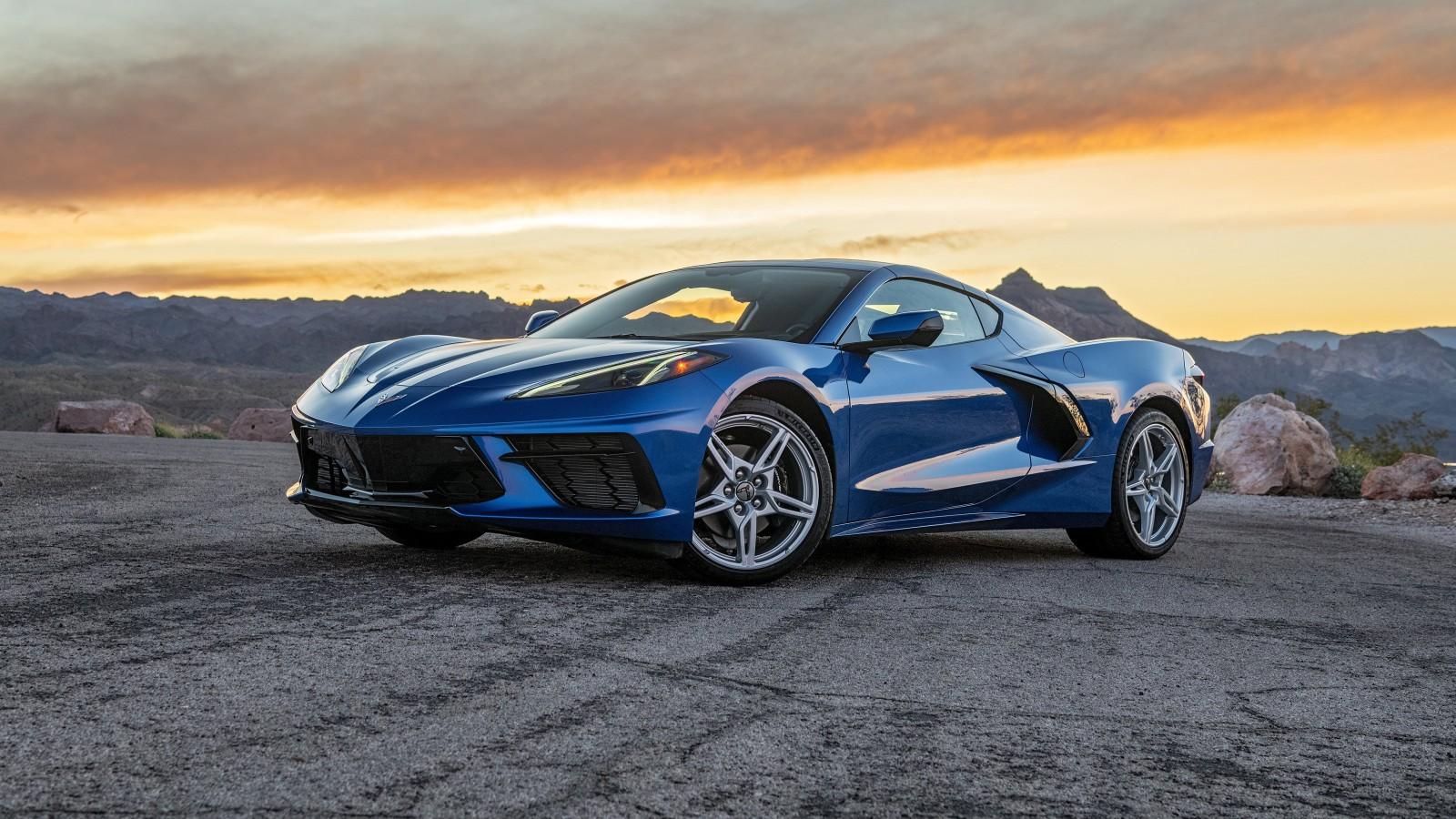 2020 Chevrolet Corvette Stingray 5K Wallpaper   HD Car ...