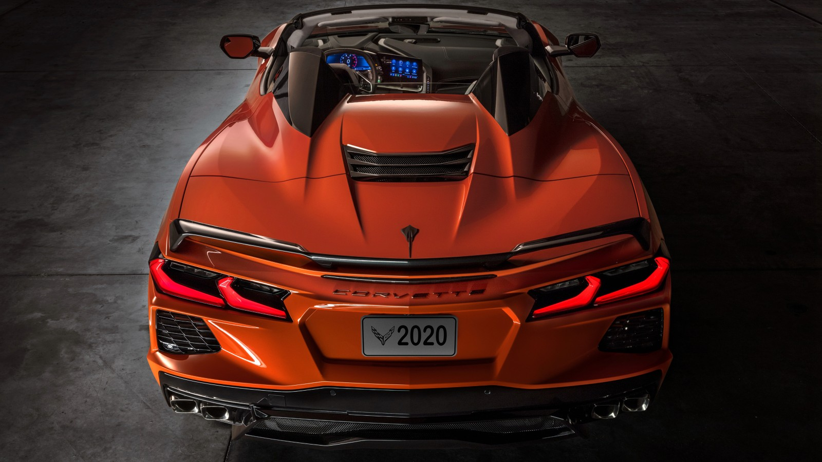 2020 Chevrolet Corvette Stingray Convertible Z51 4K ...