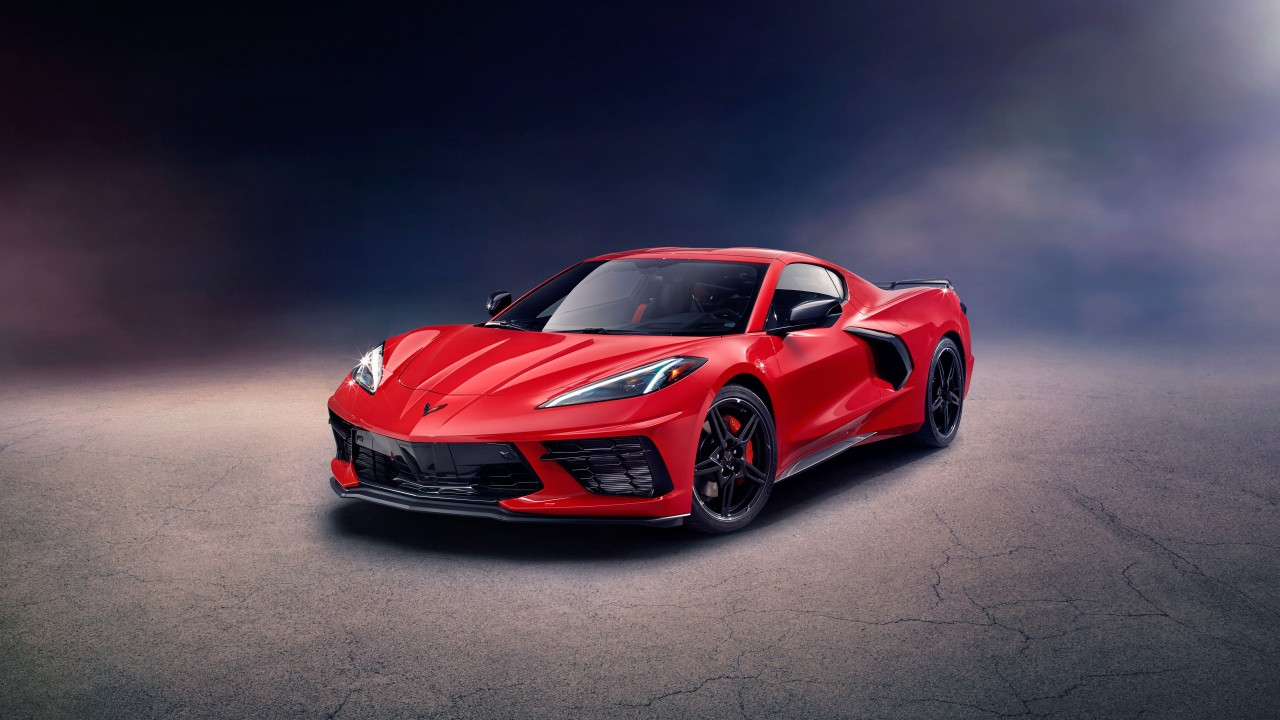2020 Chevrolet Corvette Stingray Z51 4K 3 Wallpaper | HD ...