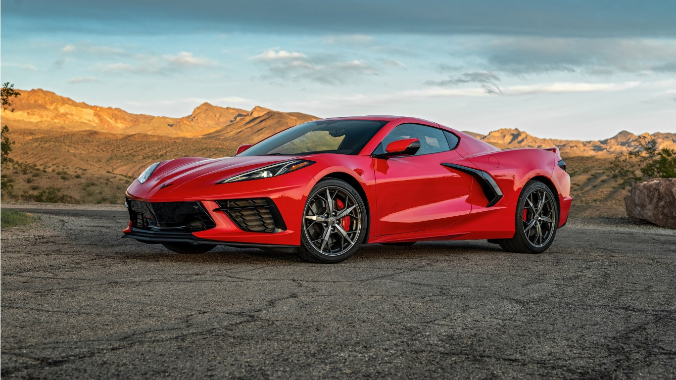 2020 Chevrolet Corvette Stingray Z51 5K 4 Wallpaper | HD ...