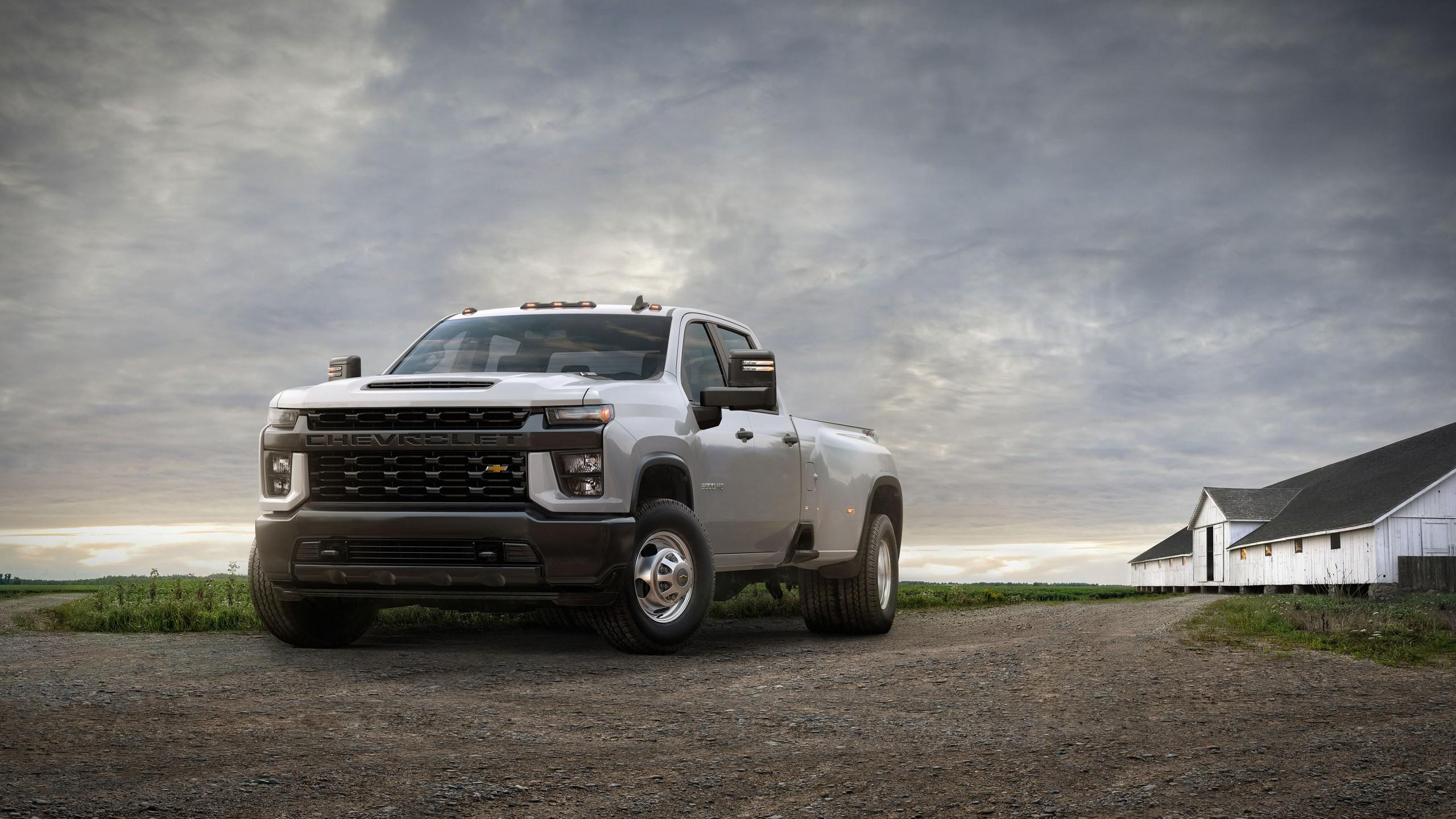 2020 Chevrolet Silverado 3500 Hd Drw Work Truck 4k