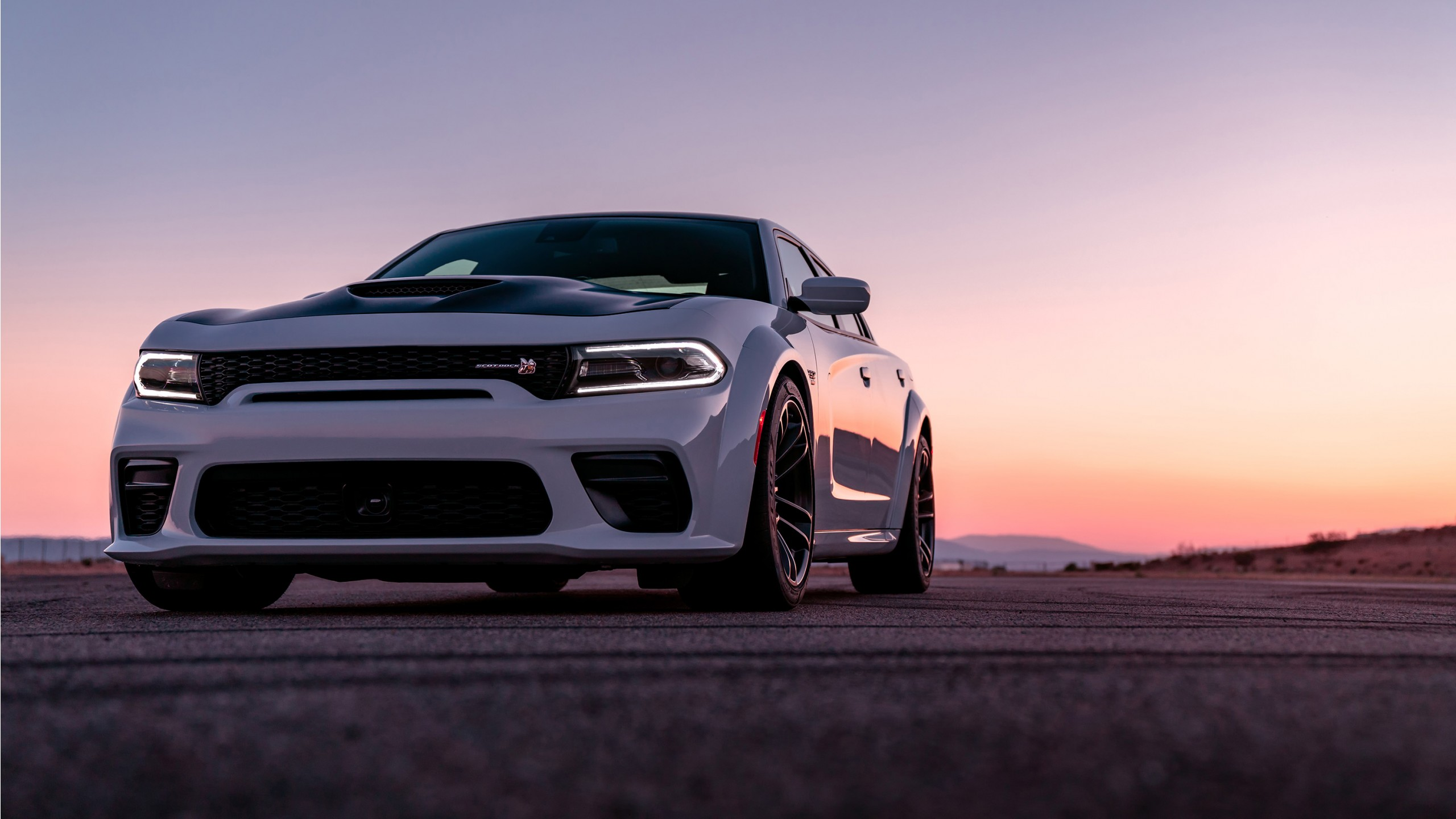 Dodge Charger Pursuit >> 2020 Dodge Charger Scat Pack Widebody Wallpaper | HD Car ...