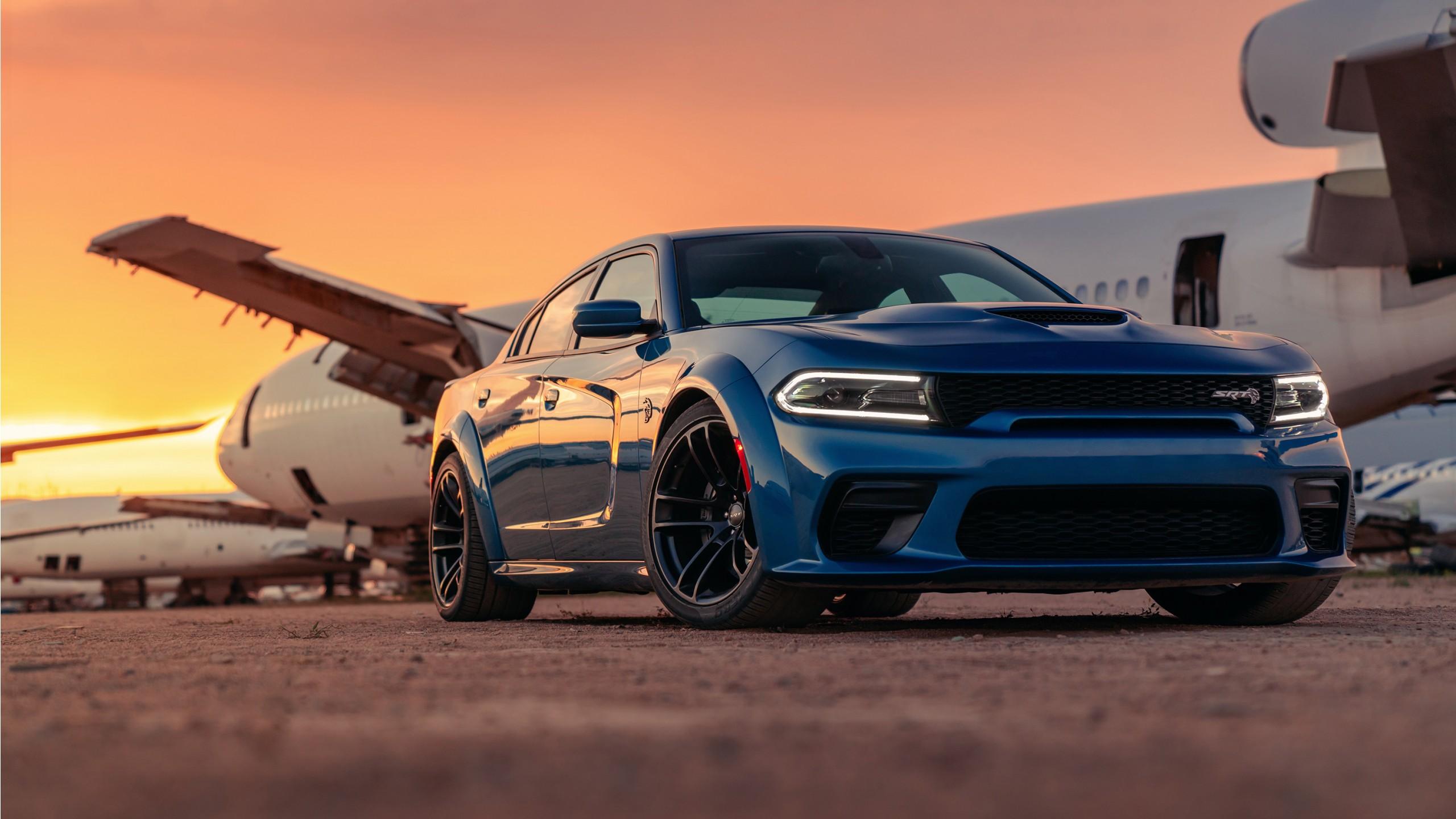 2020 Dodge Charger Srt Hellcat Widebody Wallpaper Hd Car