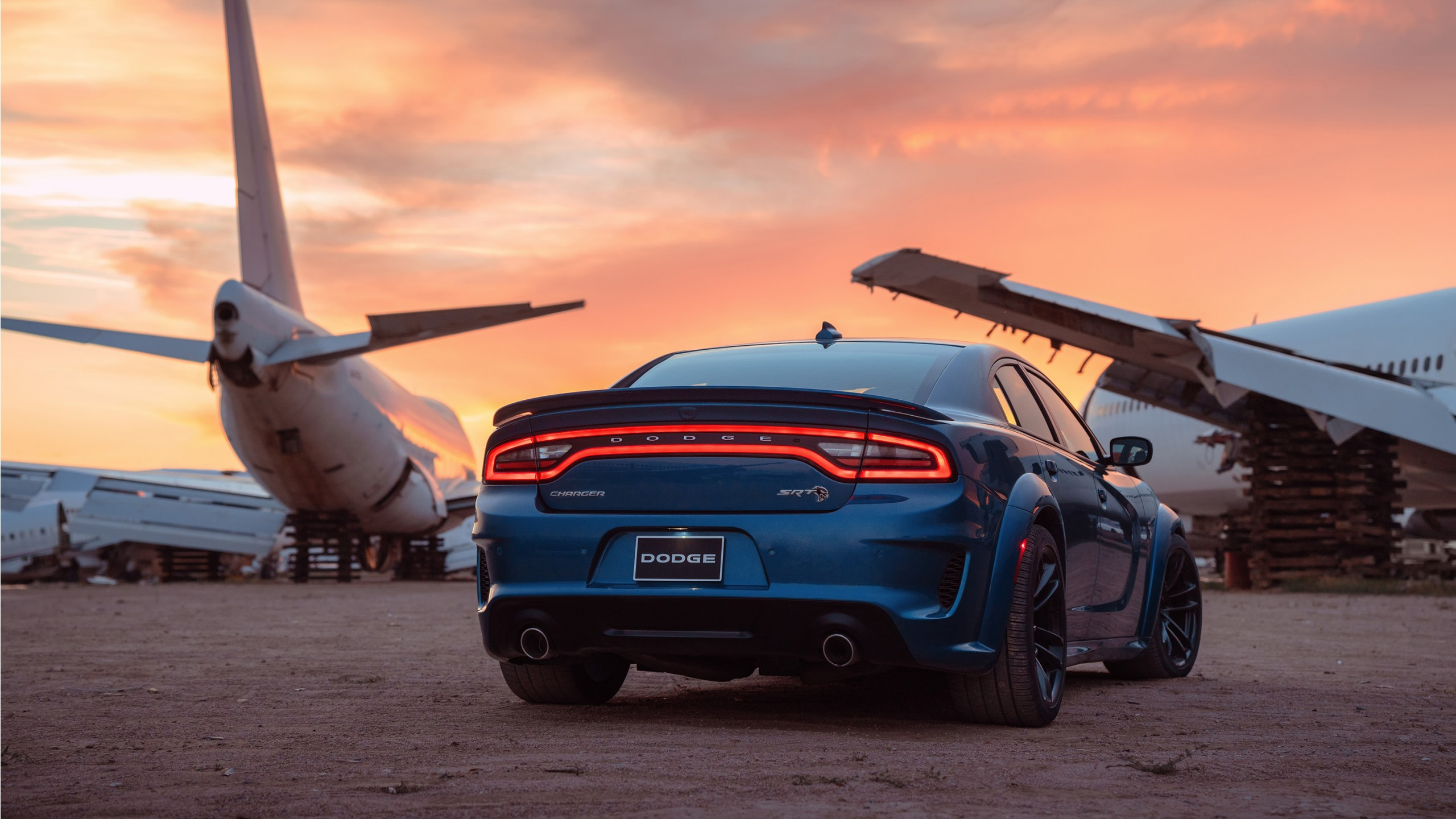 2020 Dodge Charger Srt Hellcat Widebody 2 Wallpaper Hd