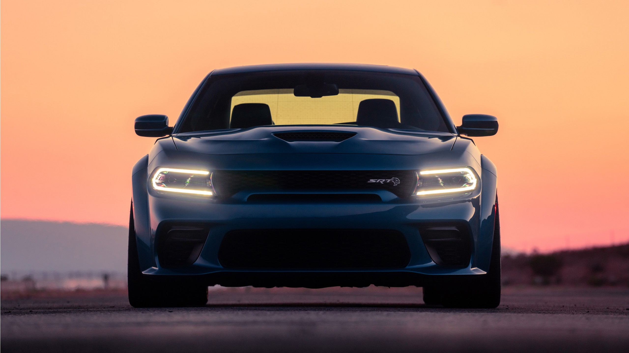 2020 Dodge Charger SRT Hellcat Widebody 3 Wallpaper | HD ...