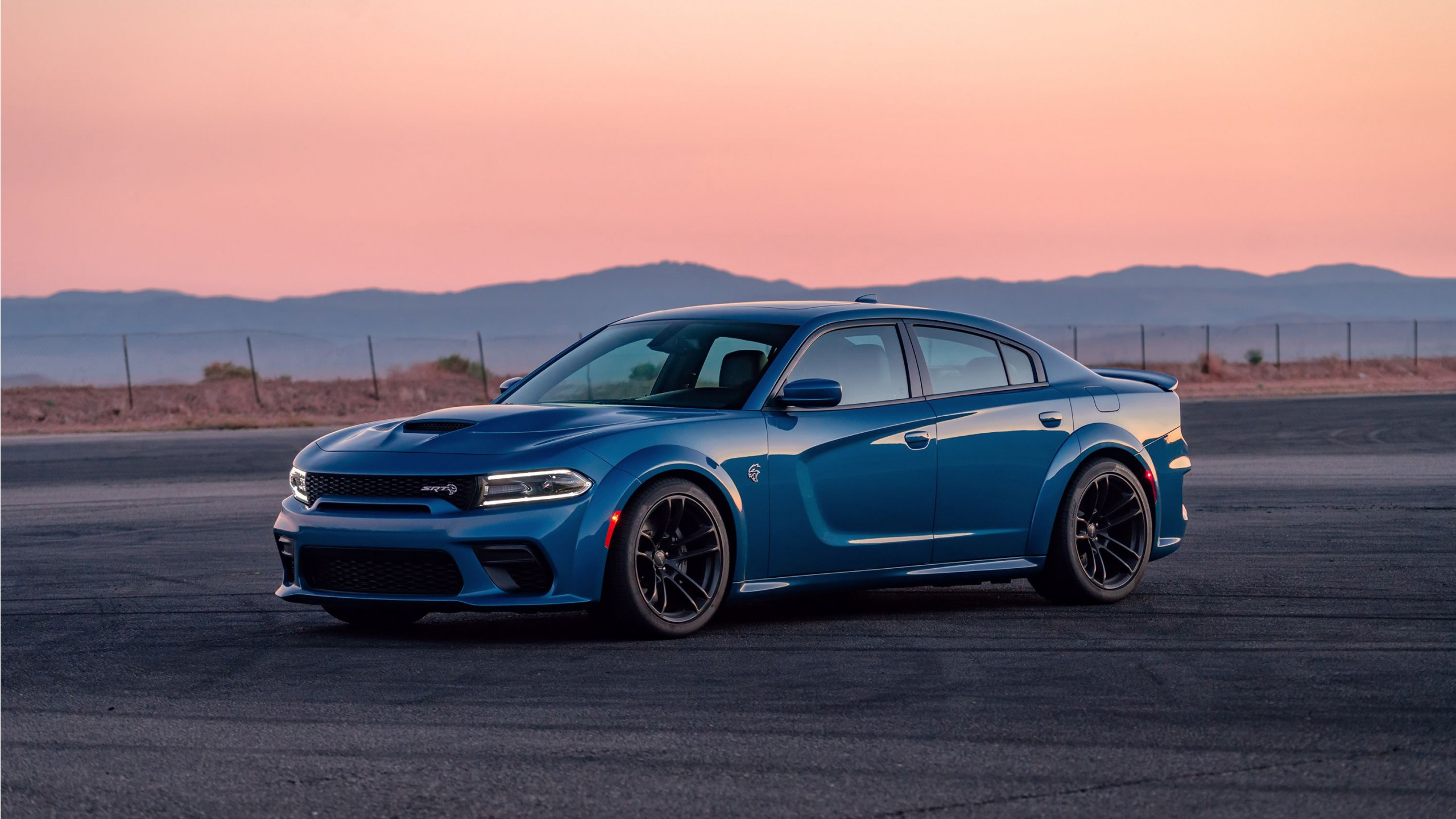 2020 Dodge Charger Srt Hellcat Widebody 4 Wallpaper Hd