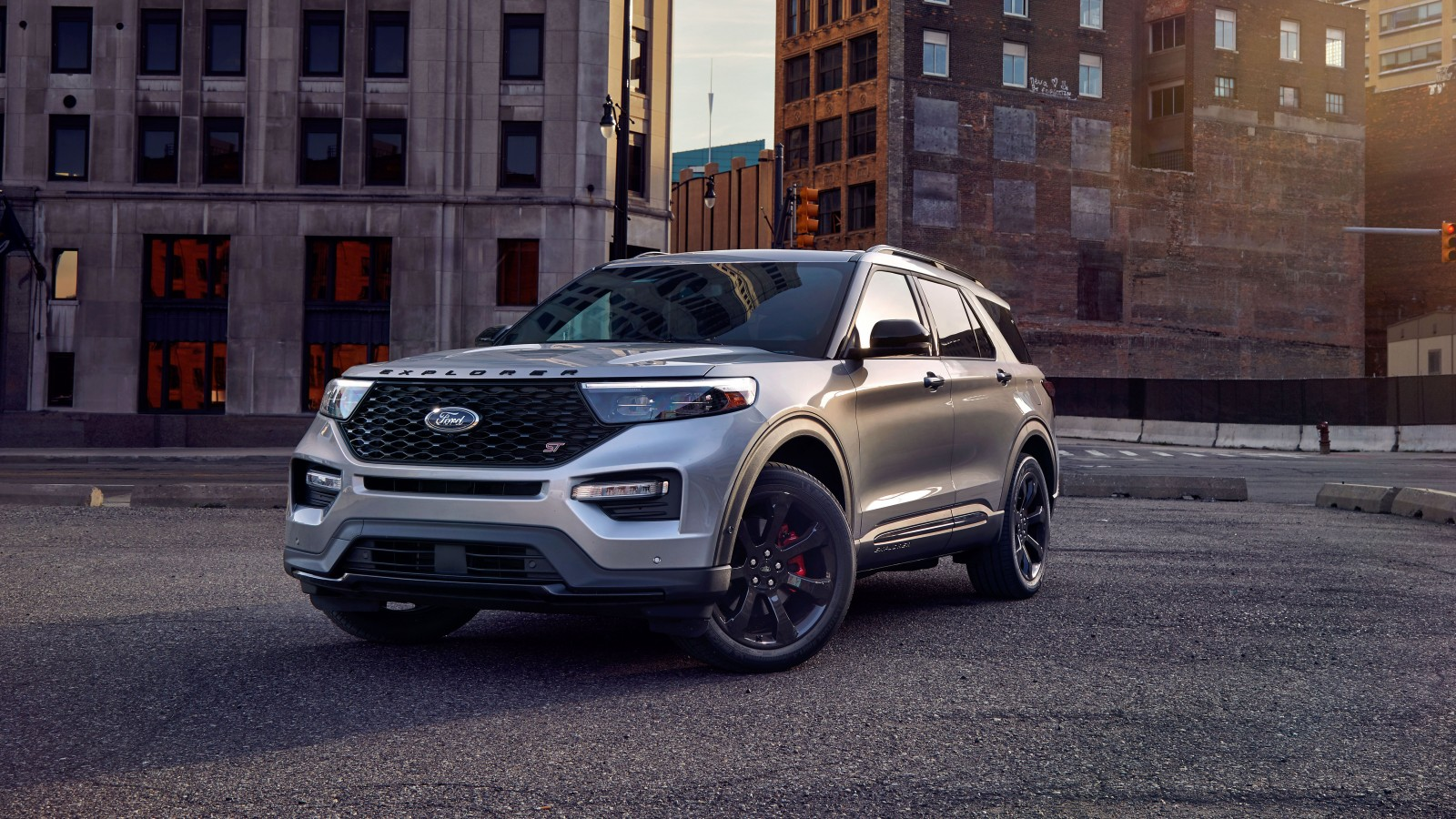 2020 Ford Explorer St 4k Wallpaper Hd Car Wallpapers