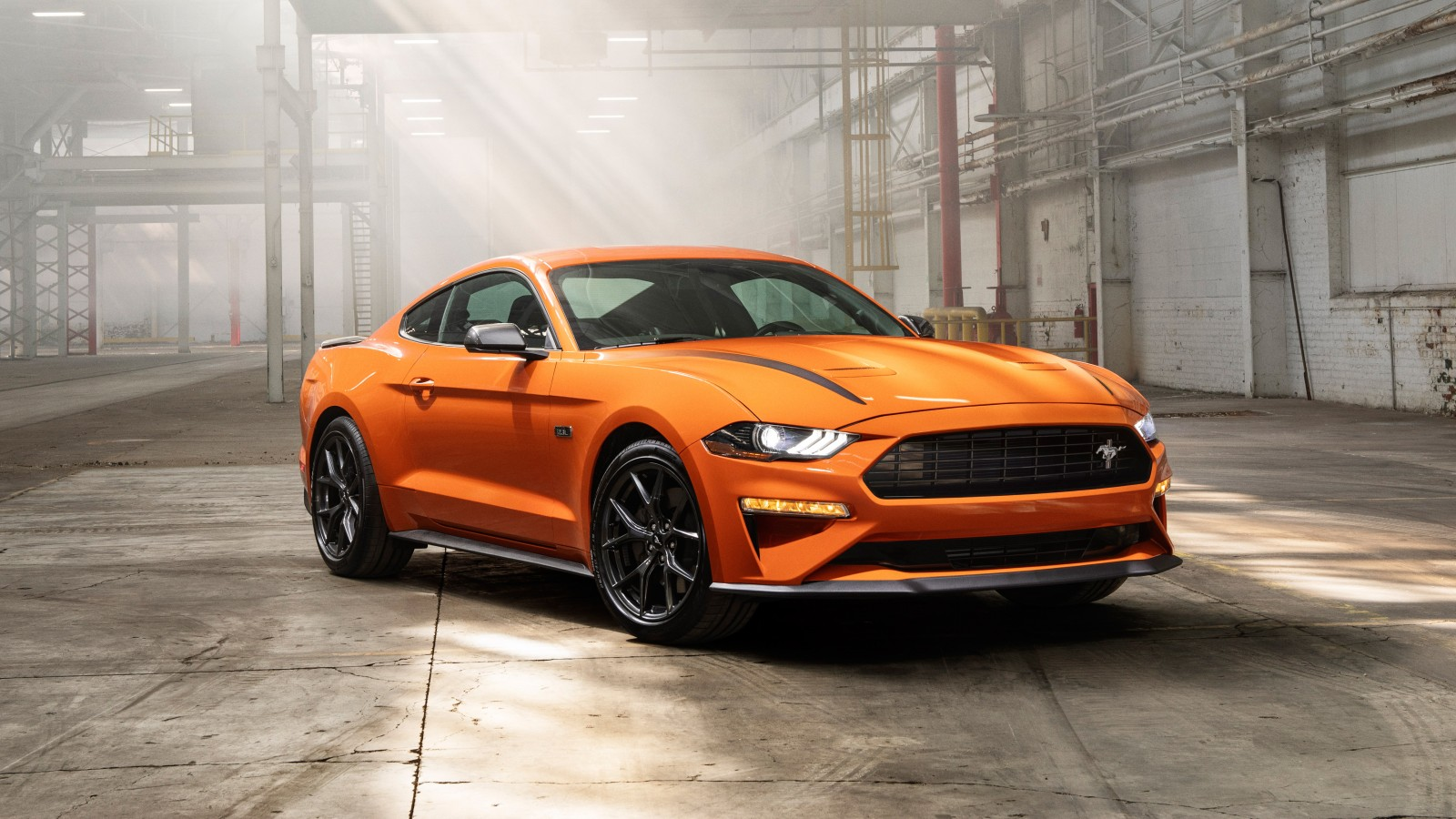 2020 Ford Mustang EcoBoost High Performance Package 5K Wallpaper | HD Car Wallpapers | ID #12436