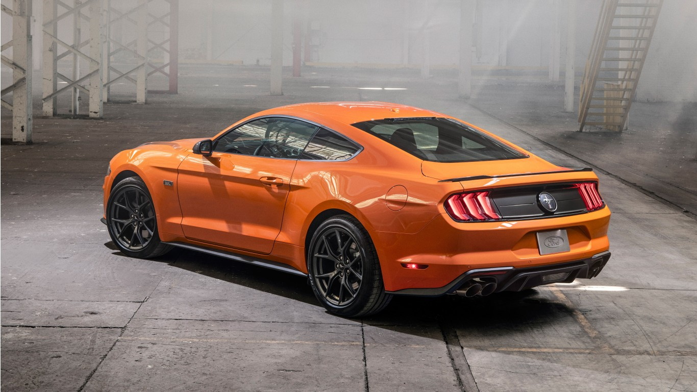 2020 Ford Mustang Ecoboost High Performance Package 5k 2