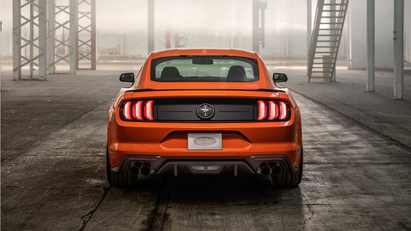 2020 Ford Mustang EcoBoost High Performance Package 5K 3 ...