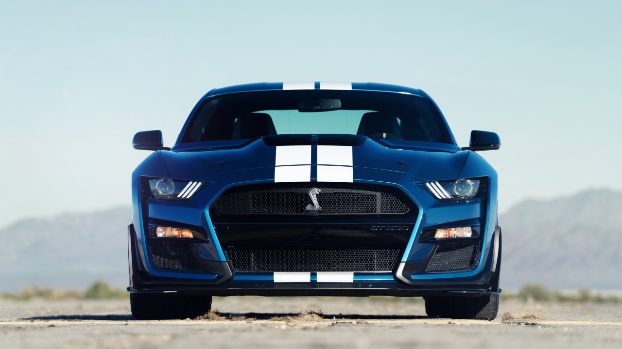 2020 Ford Mustang Shelby GT500 4K Wallpaper | HD Car ...