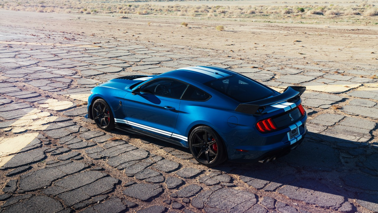 2020 Ford Mustang Shelby GT500 4K 2 Wallpaper | HD Car Wallpapers | ID #11891