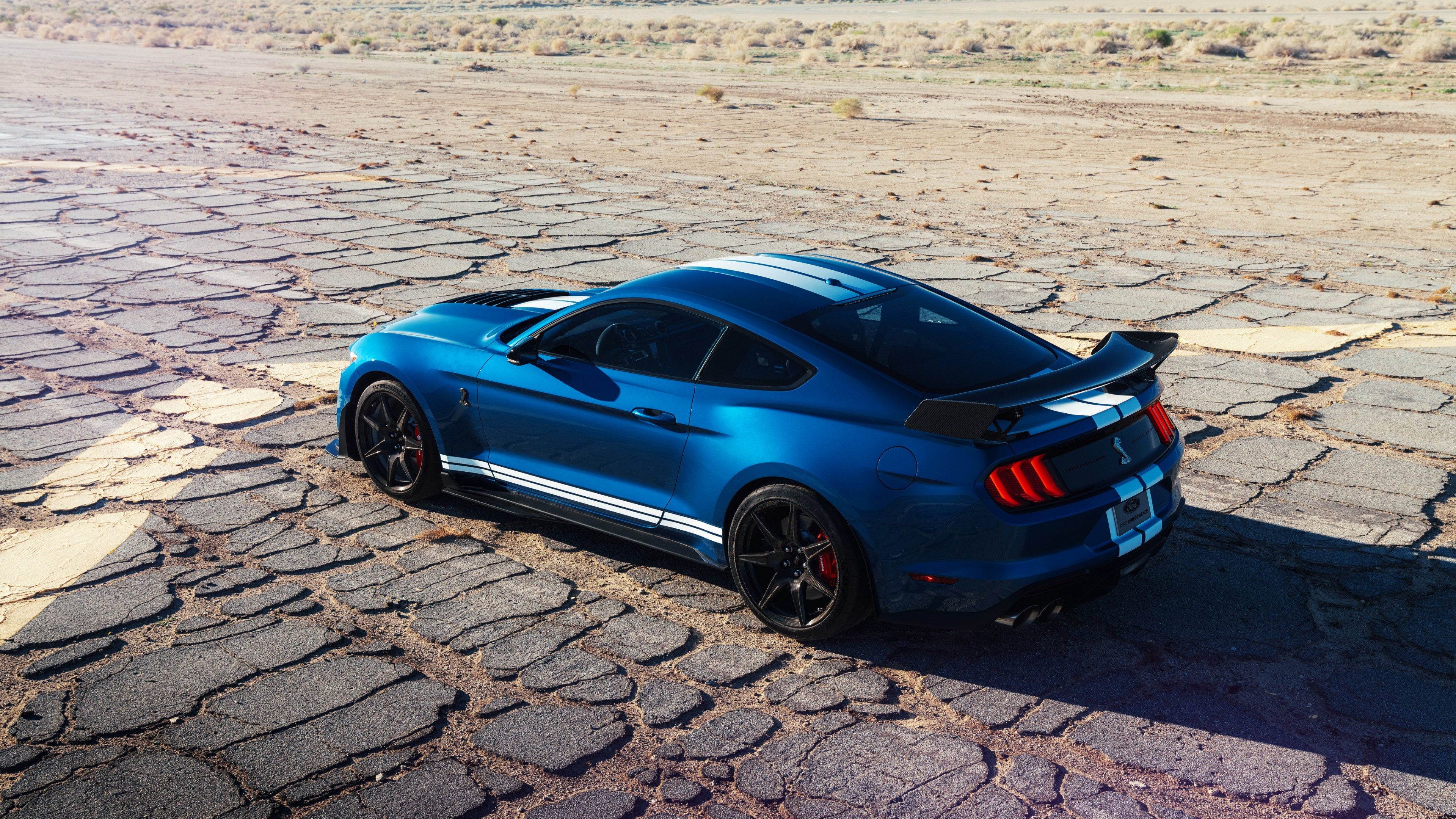 2020 Ford Mustang Shelby GT500 4K 2 Wallpaper | HD Car ...