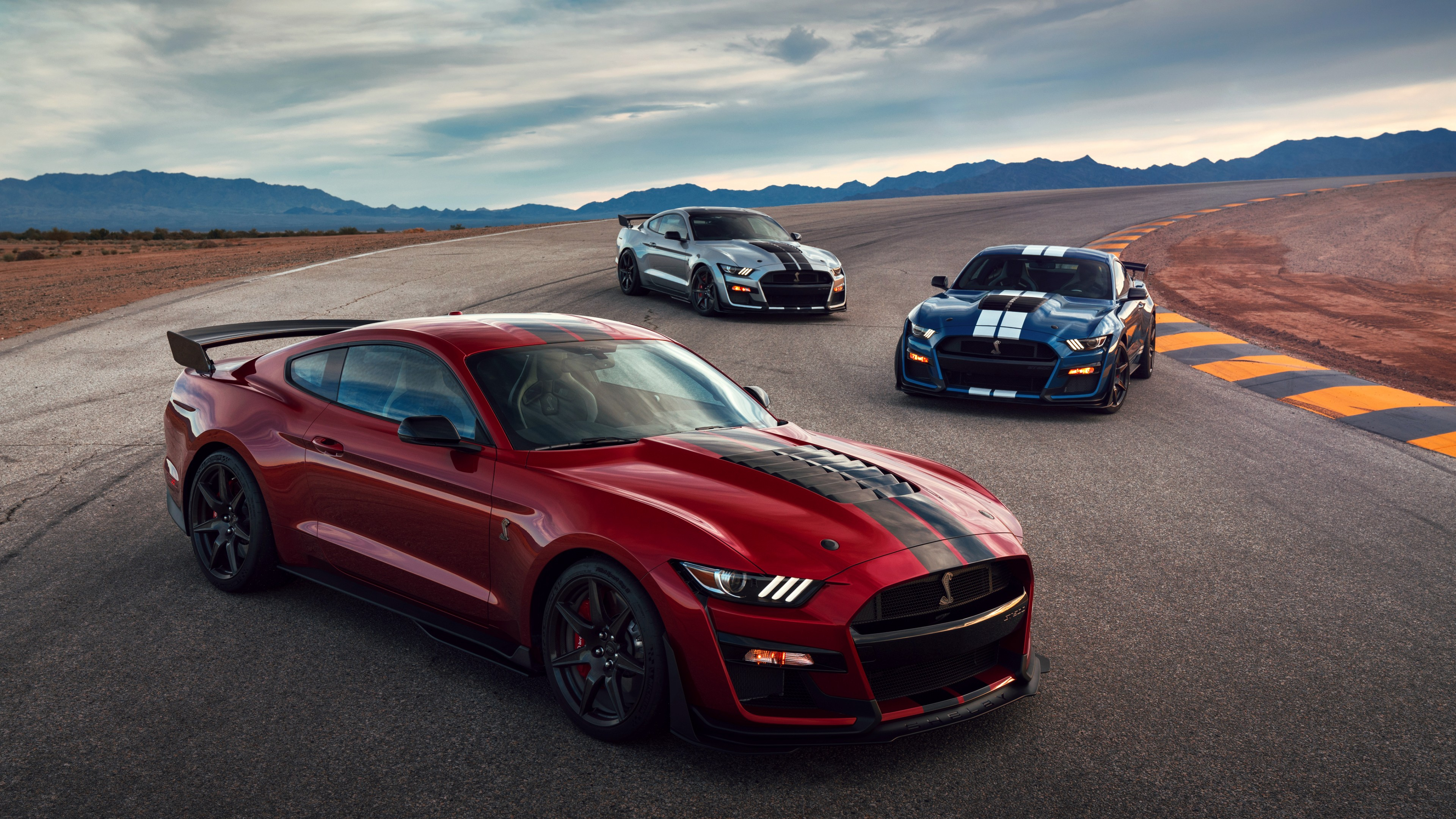 2020 Ford Mustang Shelby GT500 4K 3 Wallpaper | HD Car ...