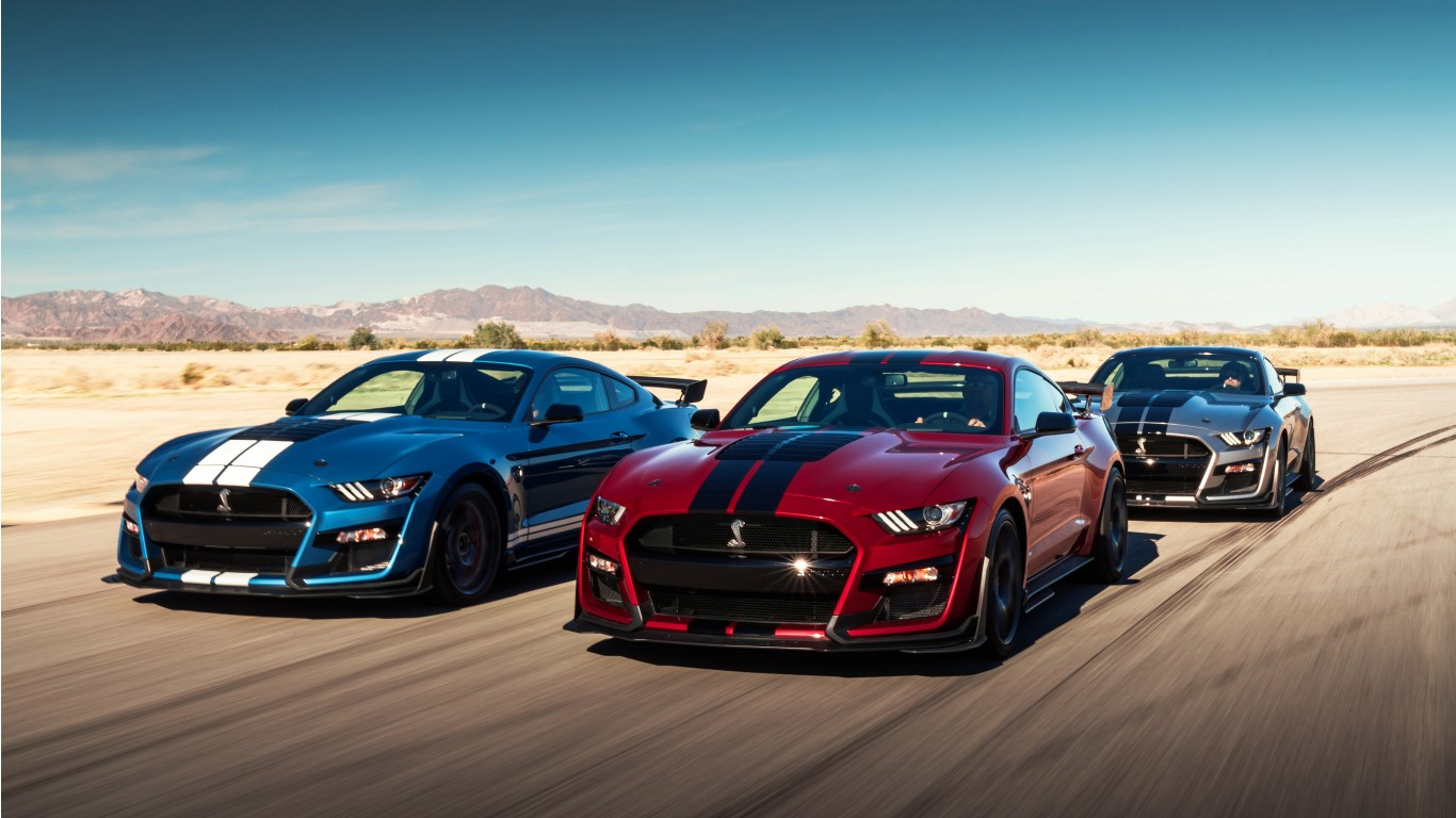 2020 Ford Mustang Shelby GT500 4K 5 Wallpaper | HD Car Wallpapers | ID #11885