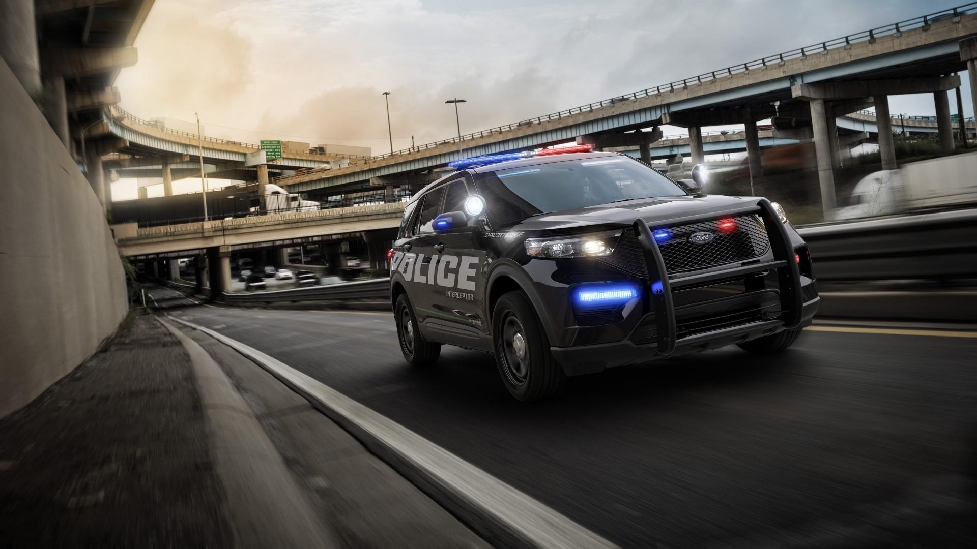 police ford interceptor utility 1080 4k 1920 hd wallpapers