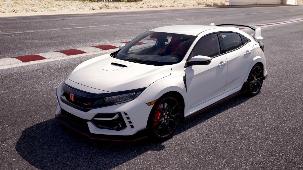 2020 Honda Civic Type R 5K Wallpaper | HD Car Wallpapers ...