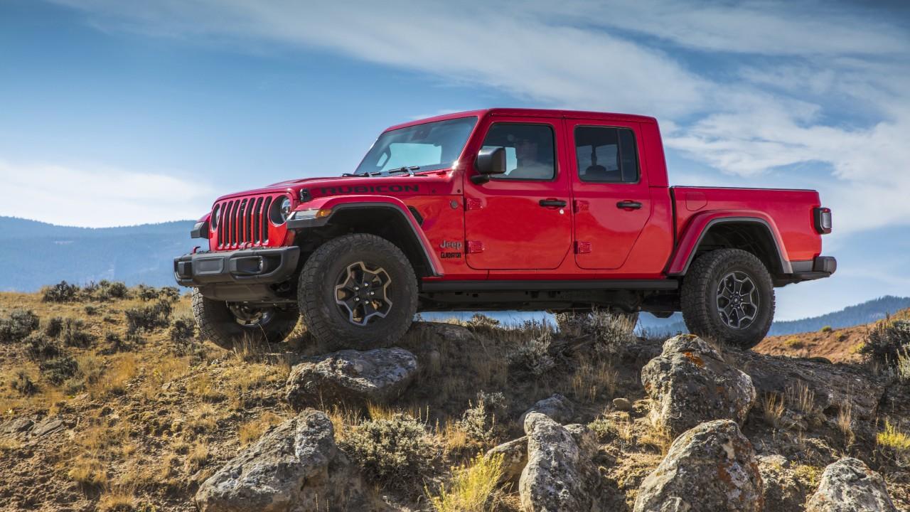 2020 Jeep Gladiator Rubicon Wallpaper | HD Car Wallpapers ...