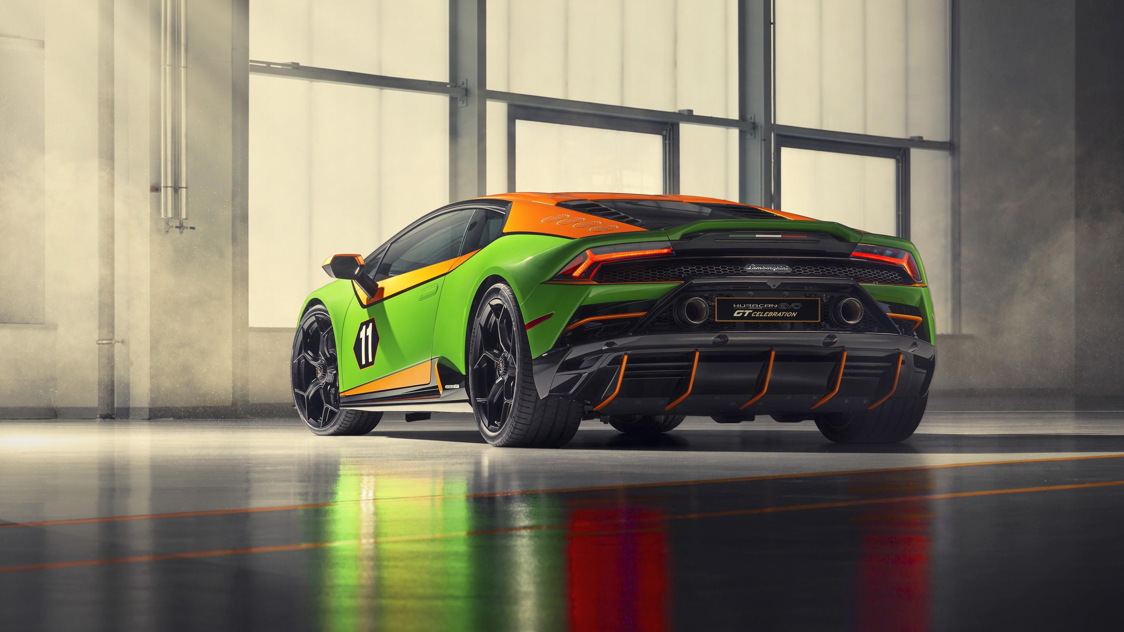 2020 Lamborghini Huracan EVO GT Celebration 4K 2 Wallpaper ...