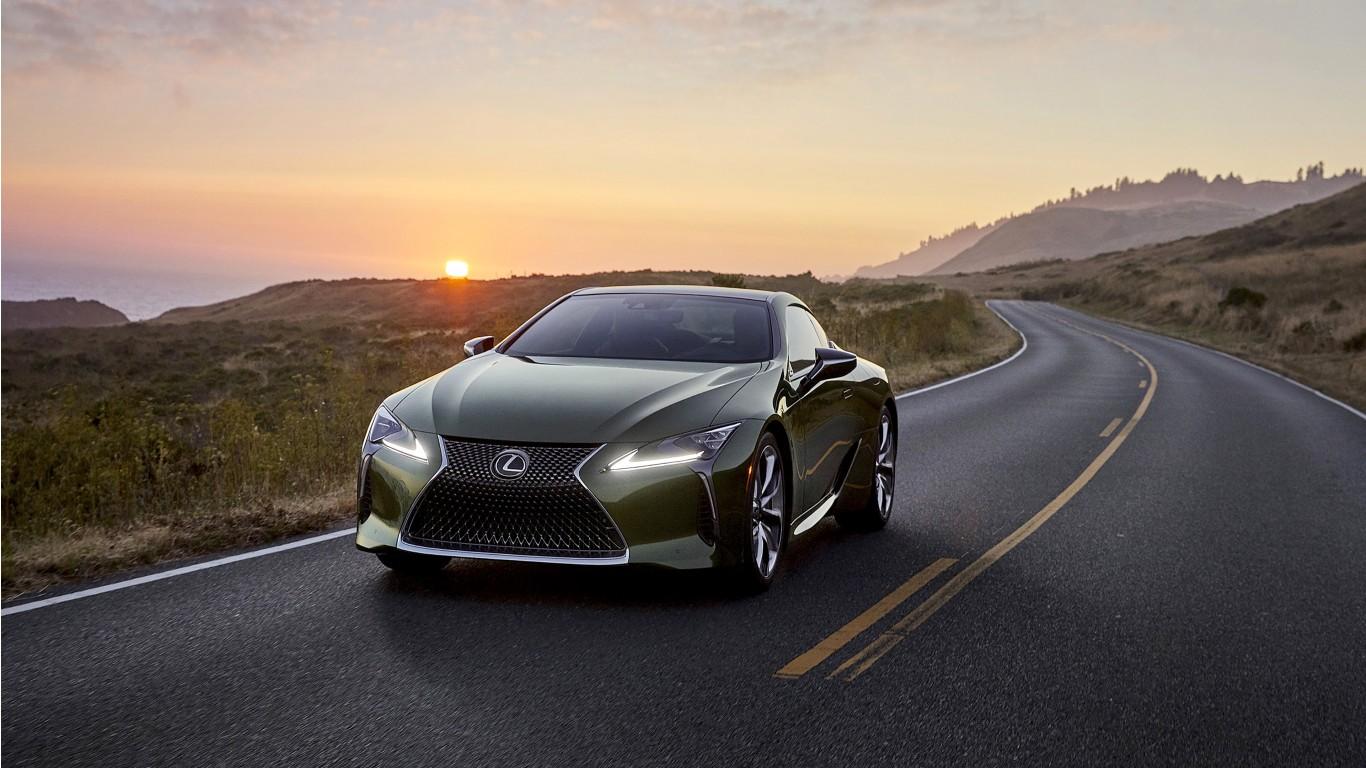 Lexus Is 350 >> 2020 Lexus LC 500 Inspiration Series 4K Wallpaper | HD Car ...