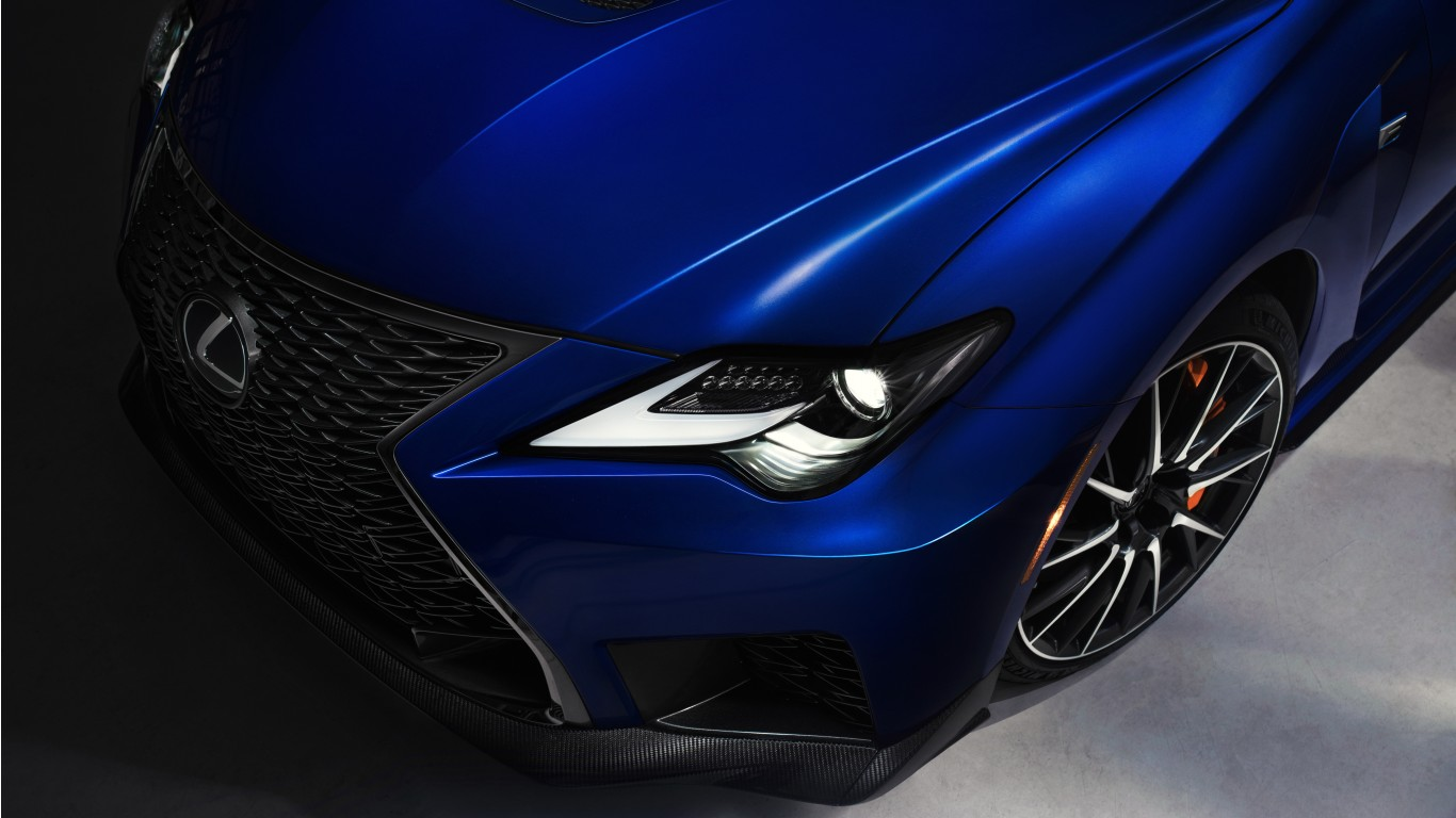 2020 Lexus Rc F 4k 2 Wallpaper Hd Car Wallpapers Id 11903