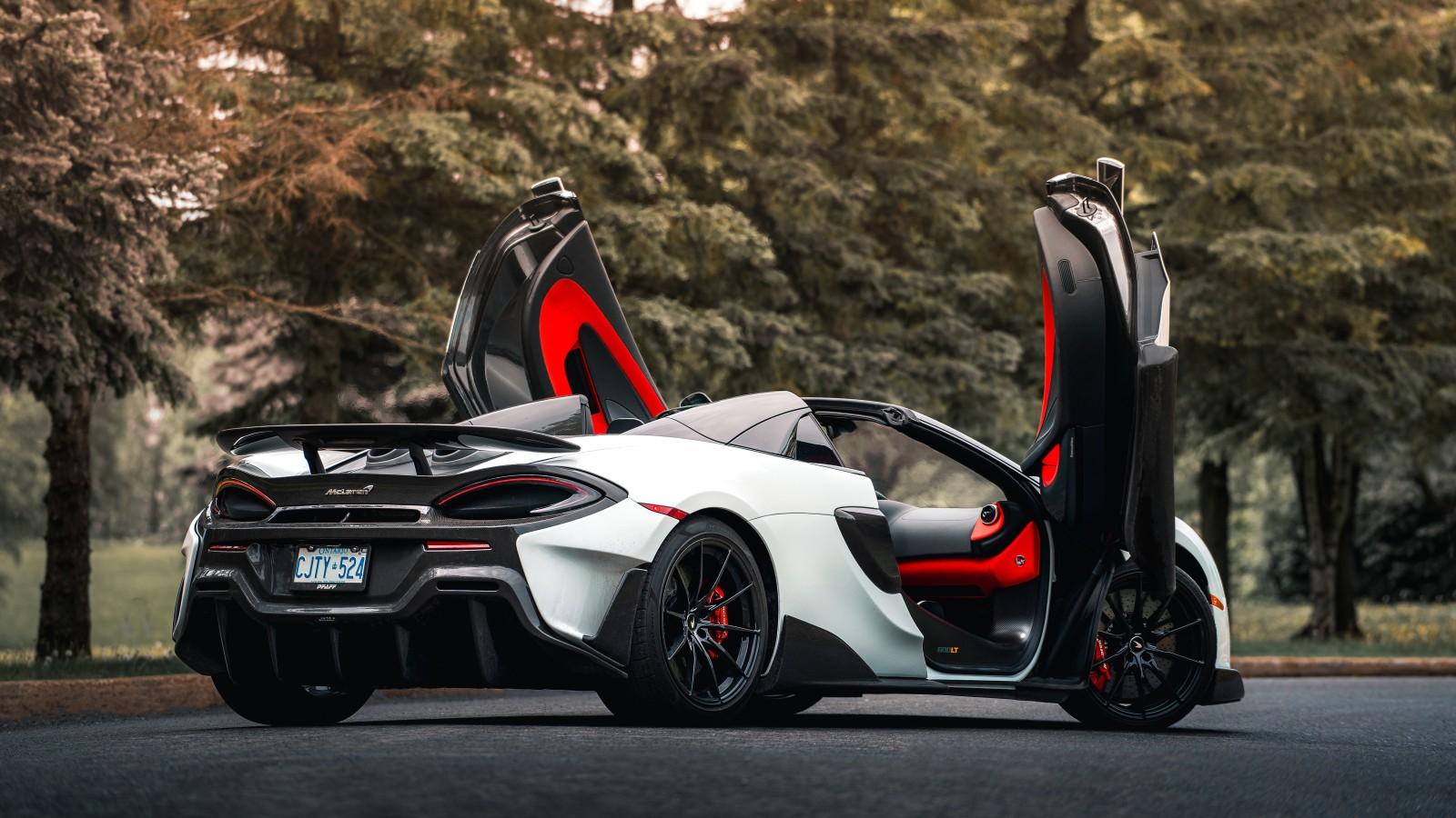 2020 McLaren 600LT Spider 4K 2 Wallpaper | HD Car ...