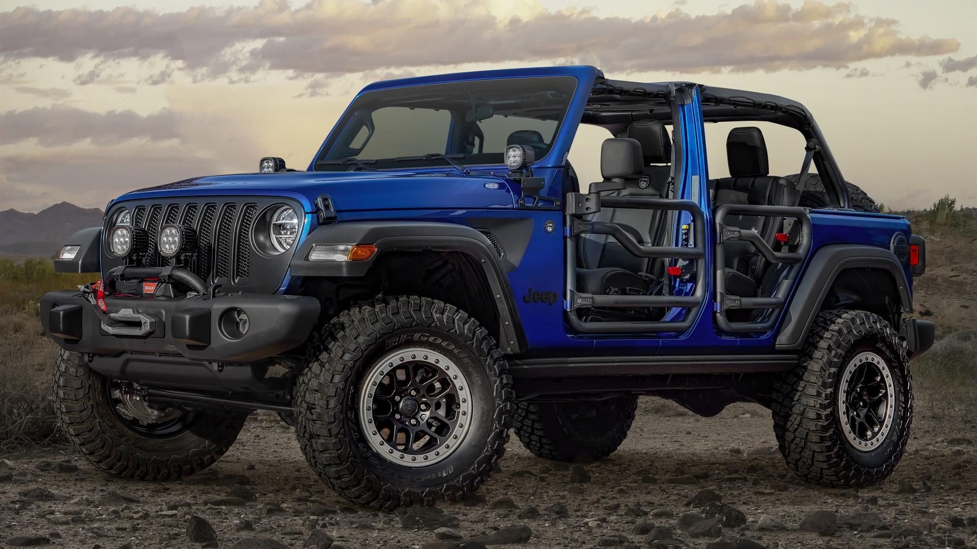 2020 Mopar Jeep Wrangler Unlimited 4K Wallpaper   HD Car ...