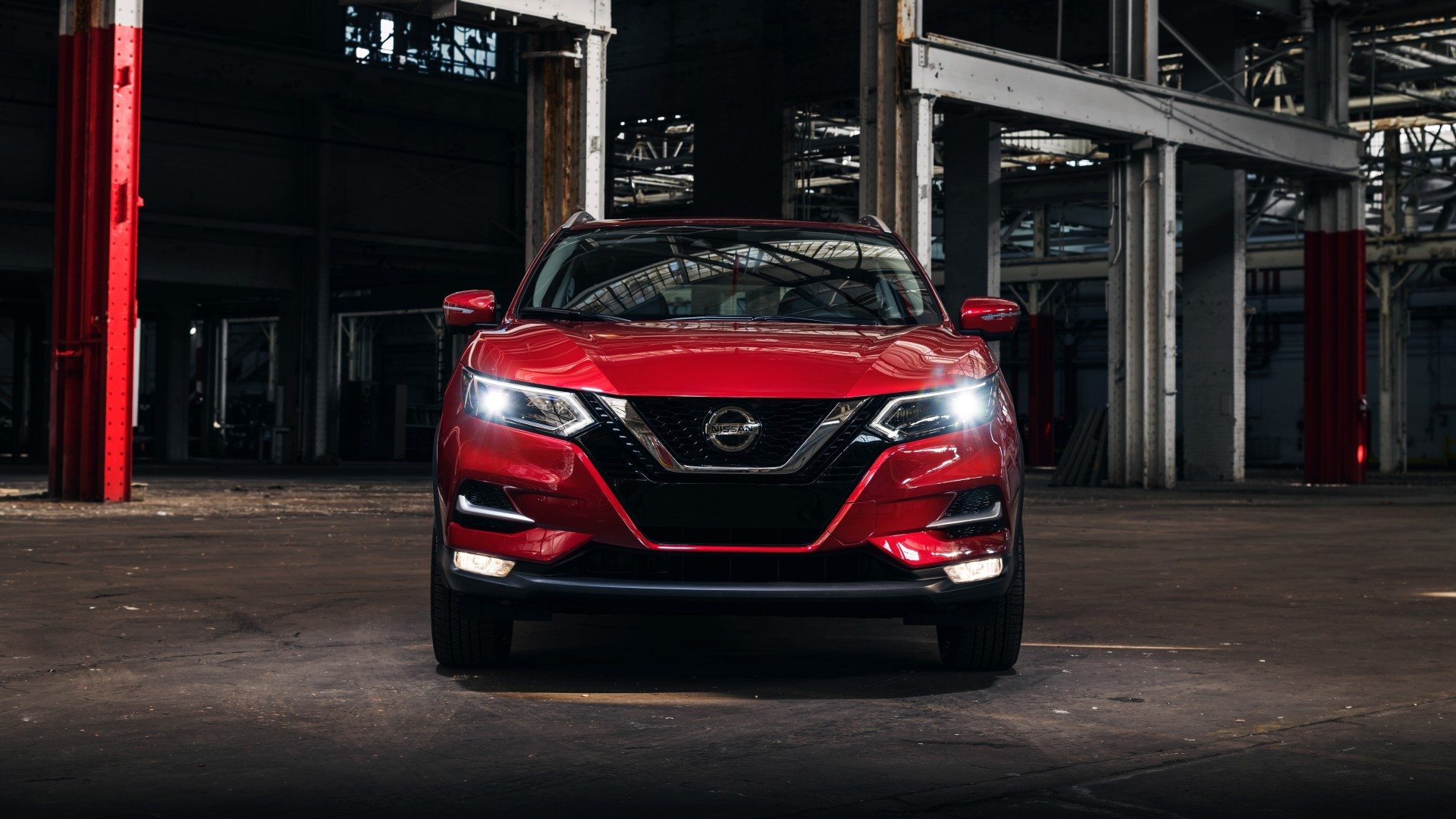 2020 Nissan Rogue Sport 4K 8K Wallpaper | HD Car ...