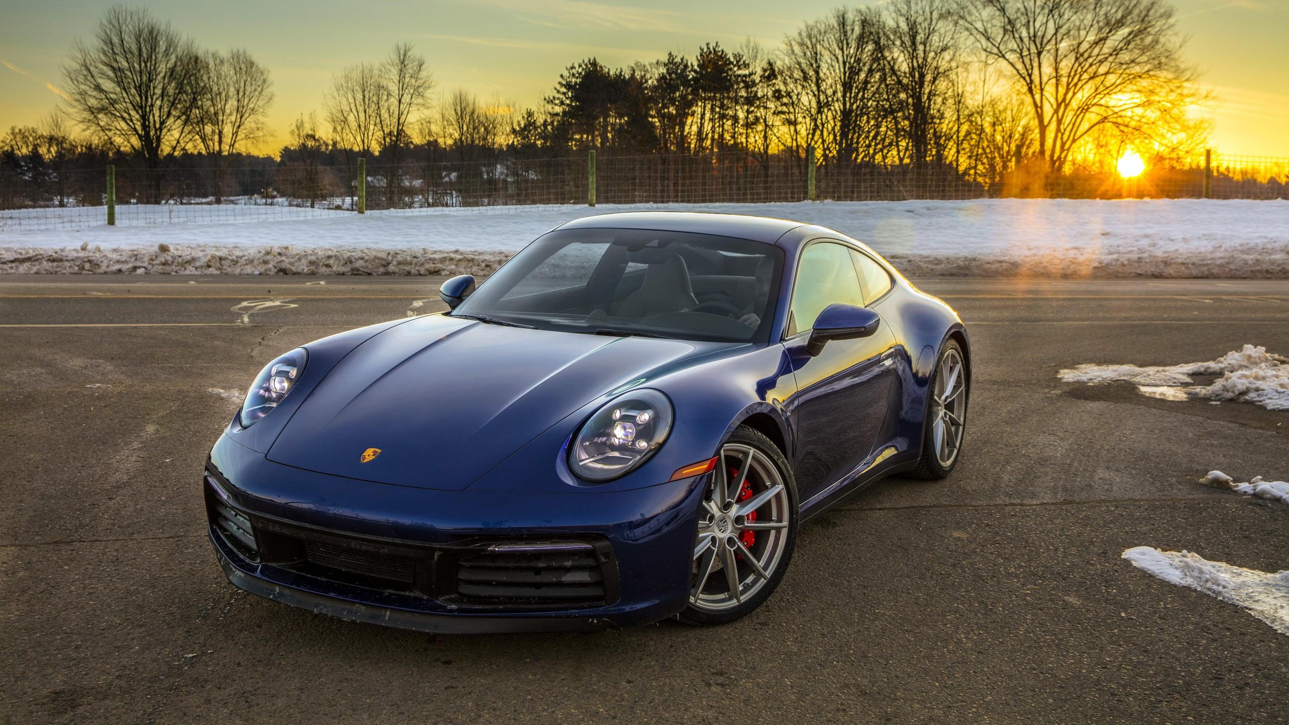 2020 Porsche 911 Carrera 4s 5k Wallpaper Hd Car Wallpapers Id 14093