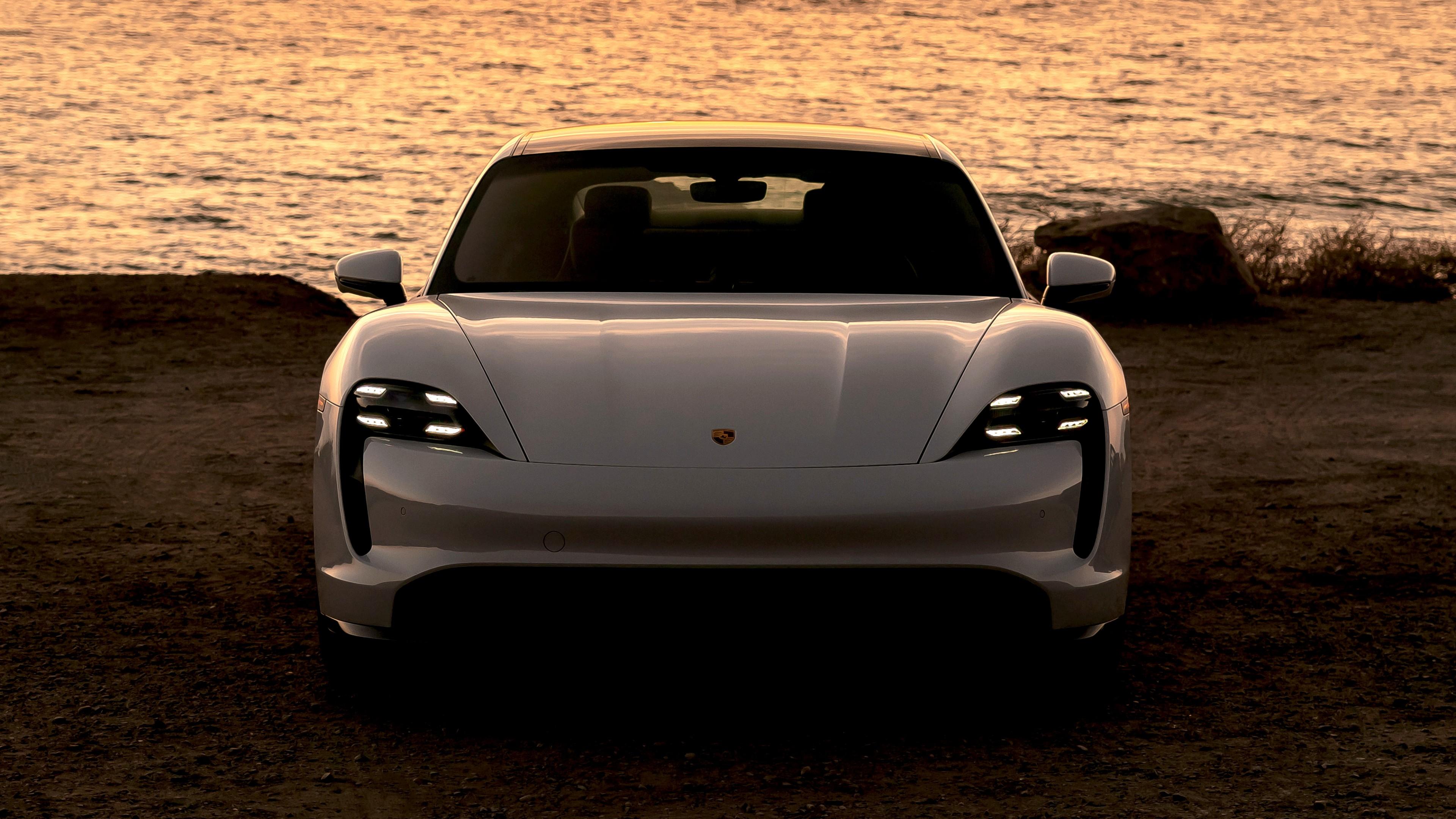 2020 Porsche Taycan Turbo S 4k Wallpaper Hd Car Wallpapers Id 13784