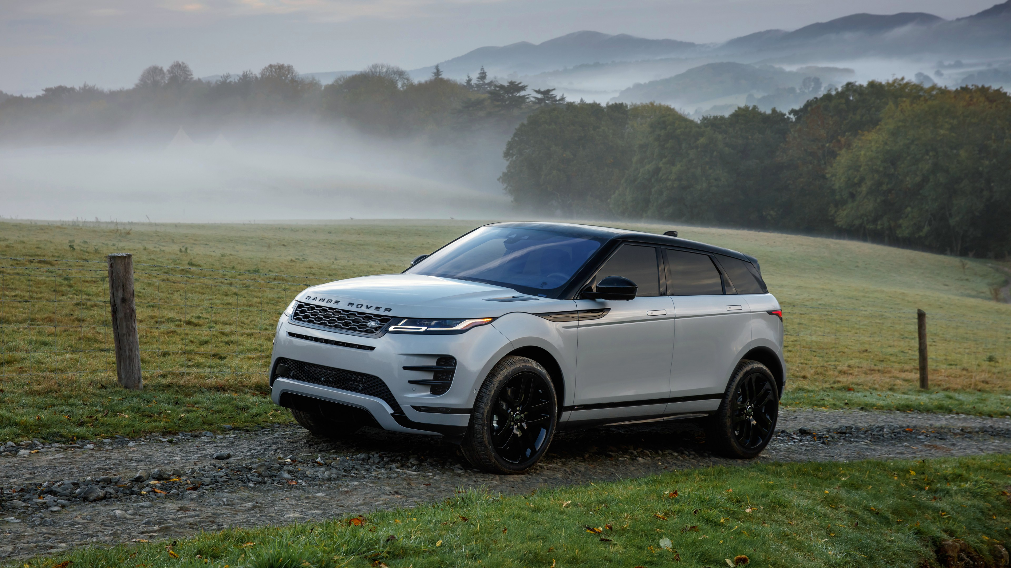 2020 Range Rover Evoque P300 Hse R Dynamic Black Pack 4k Wallpaper Hd Car Wallpapers Id 11585