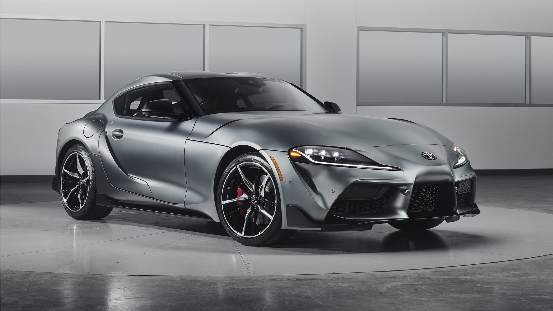 2020 Toyota Gr Supra Wallpaper Hd Car Wallpapers Id 11859