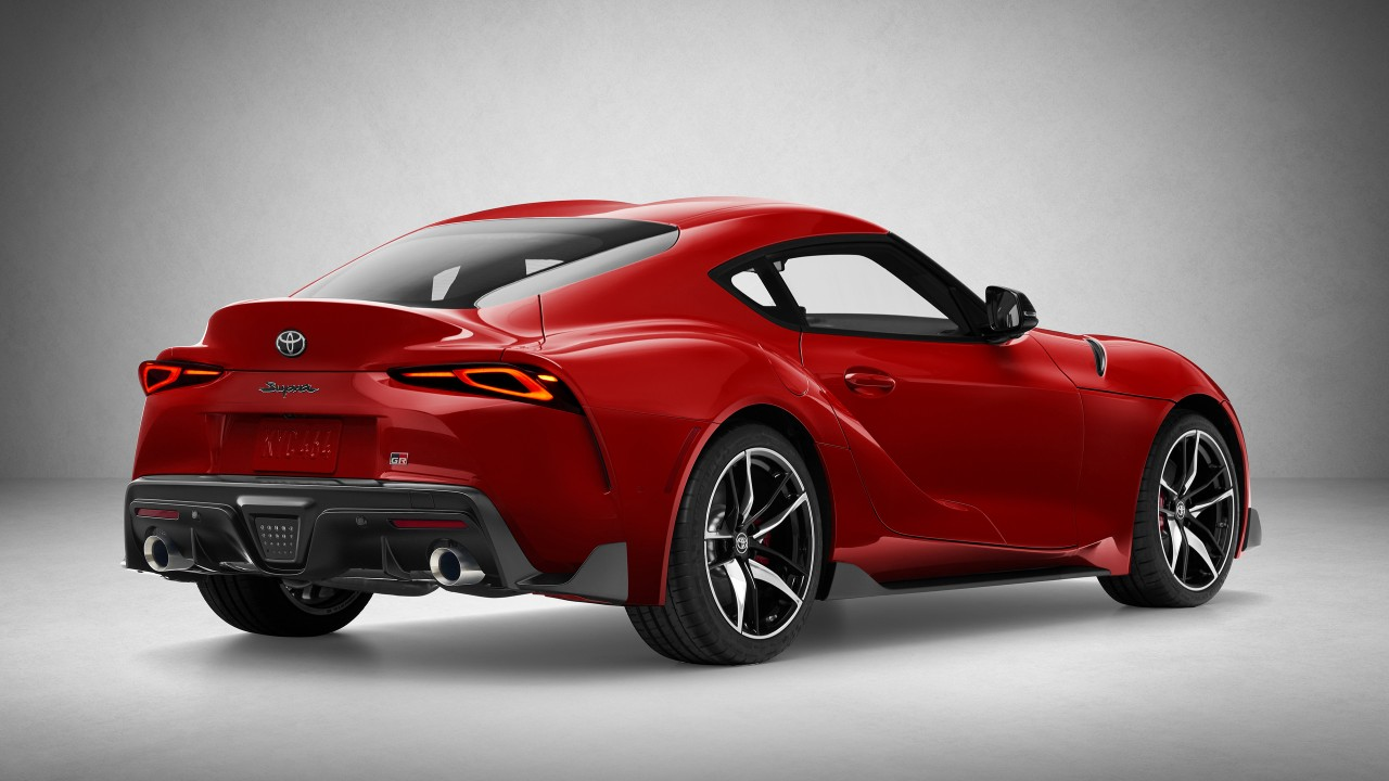 2020 Toyota GR Supra 4K 2 Wallpaper | HD Car Wallpapers ...