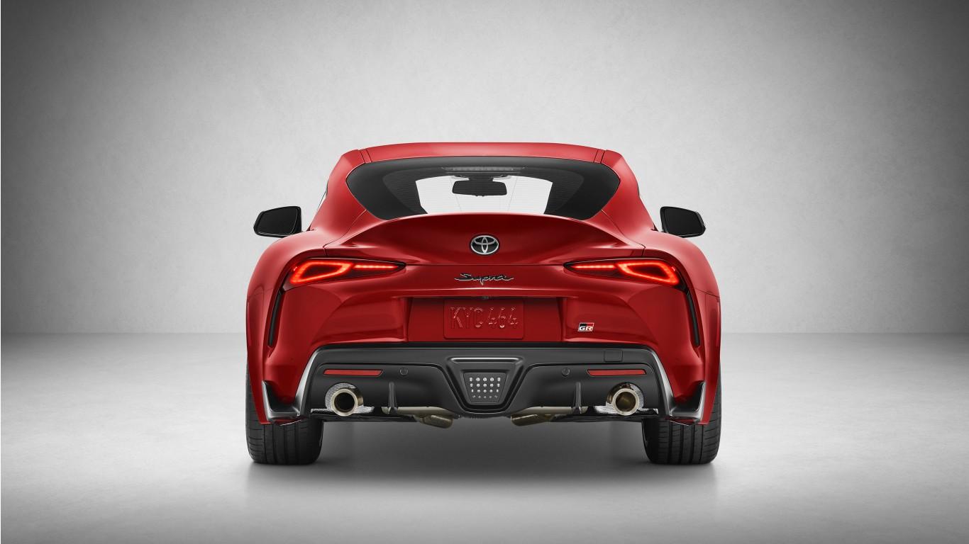 2020 Toyota Gr Supra 4k 4 Wallpaper Hd Car Wallpapers