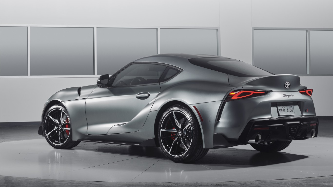 2020 Toyota GR Supra 4K 5 Wallpaper | HD Car Wallpapers ...