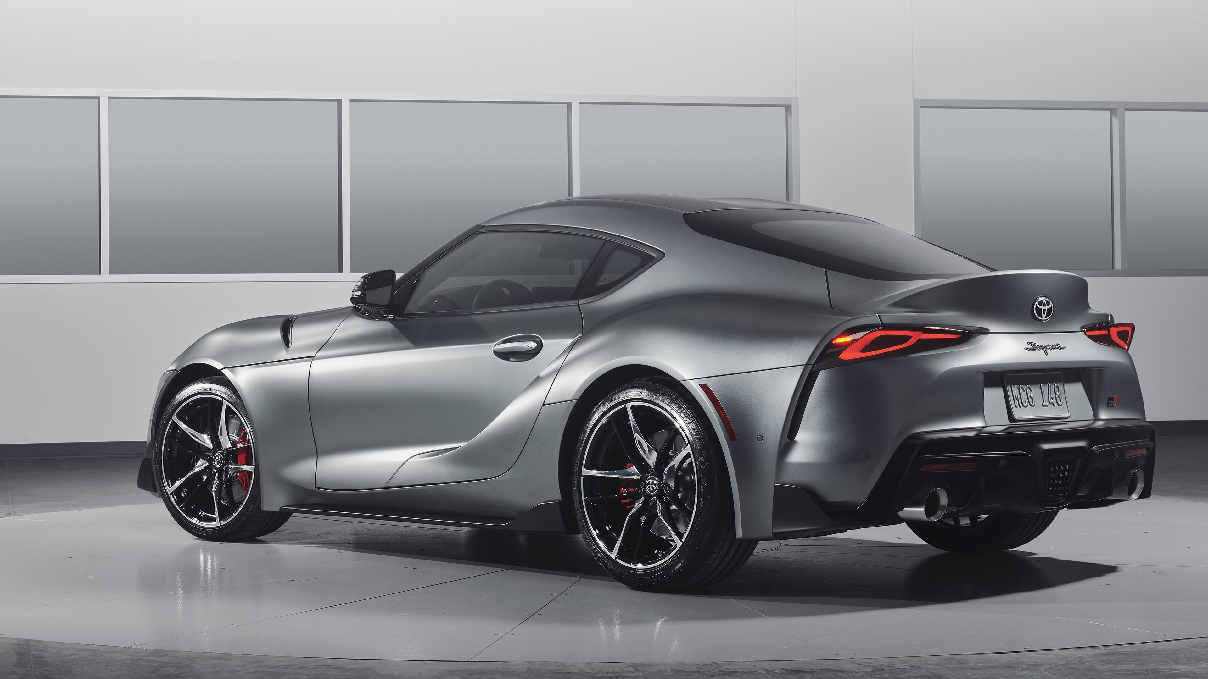 2020 Toyota Gr Supra 4k 5 Wallpaper Hd Car Wallpapers