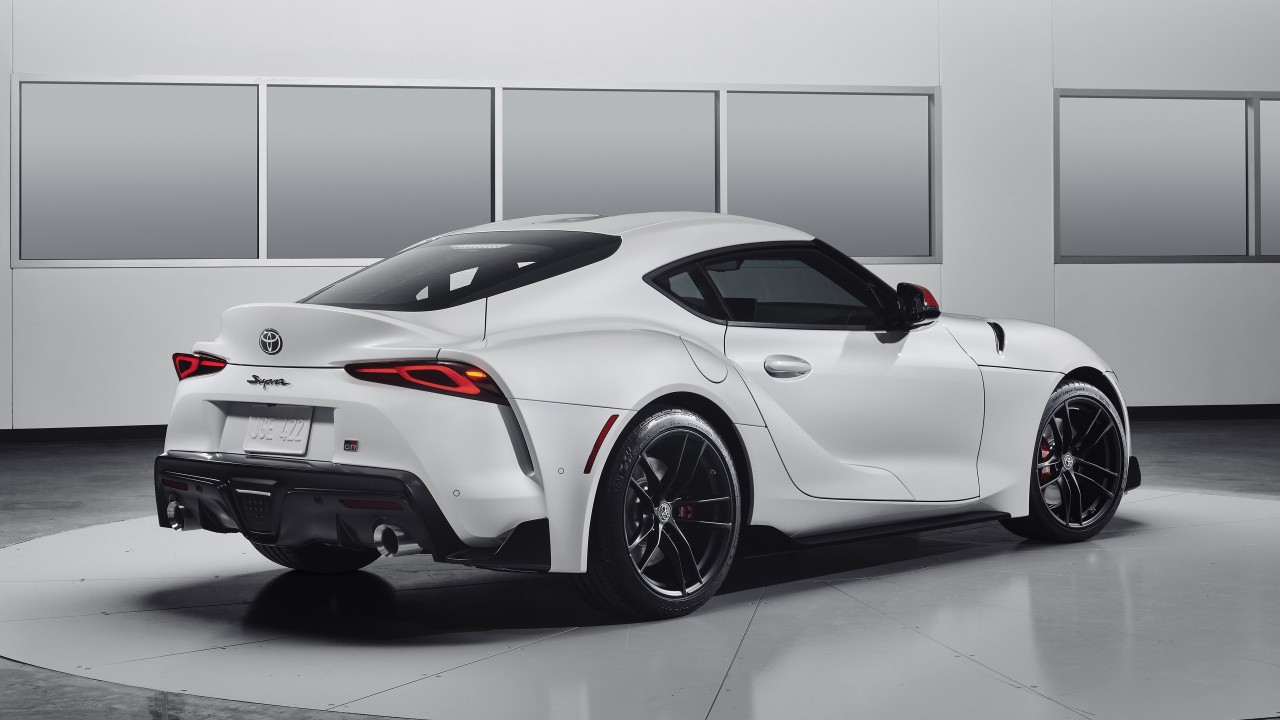2020 Toyota GR Supra Launch Edition 4K 2 Wallpaper | HD ...