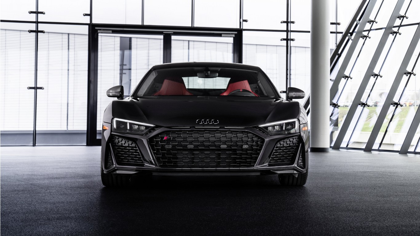 2021 Audi R8 RWD Panther Edition 5K Wallpaper   HD Car ...