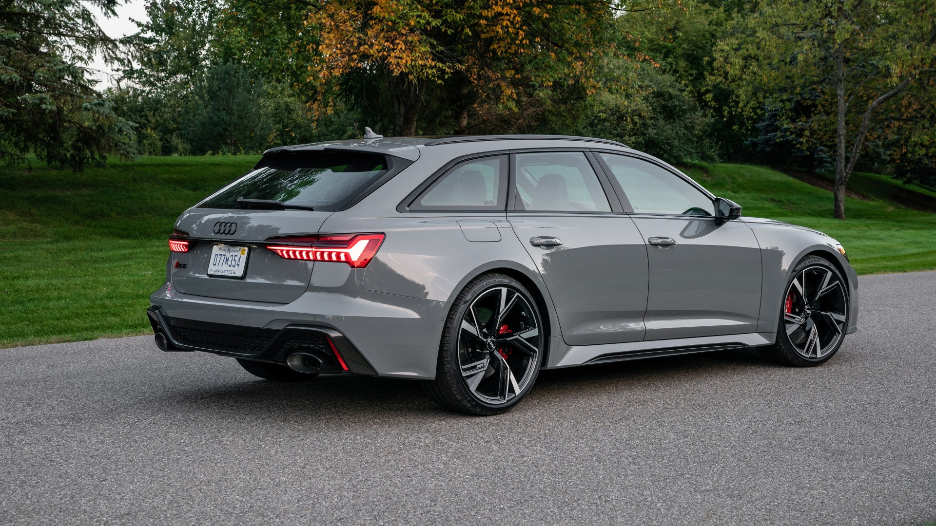 2021 Audi RS 6 Avant 5K 2 Wallpaper   HD Car Wallpapers ...