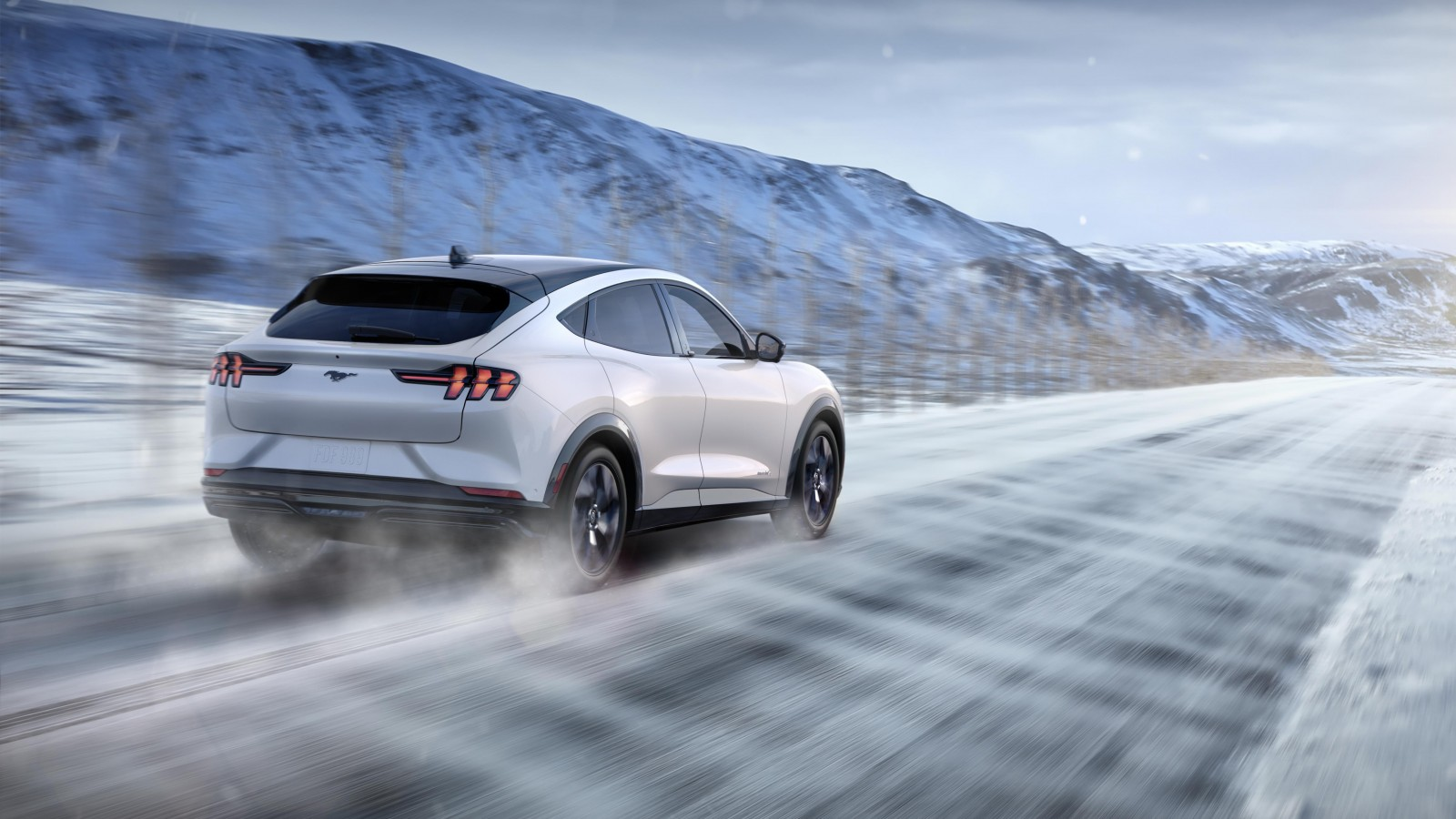 2021 ford mustang mach
