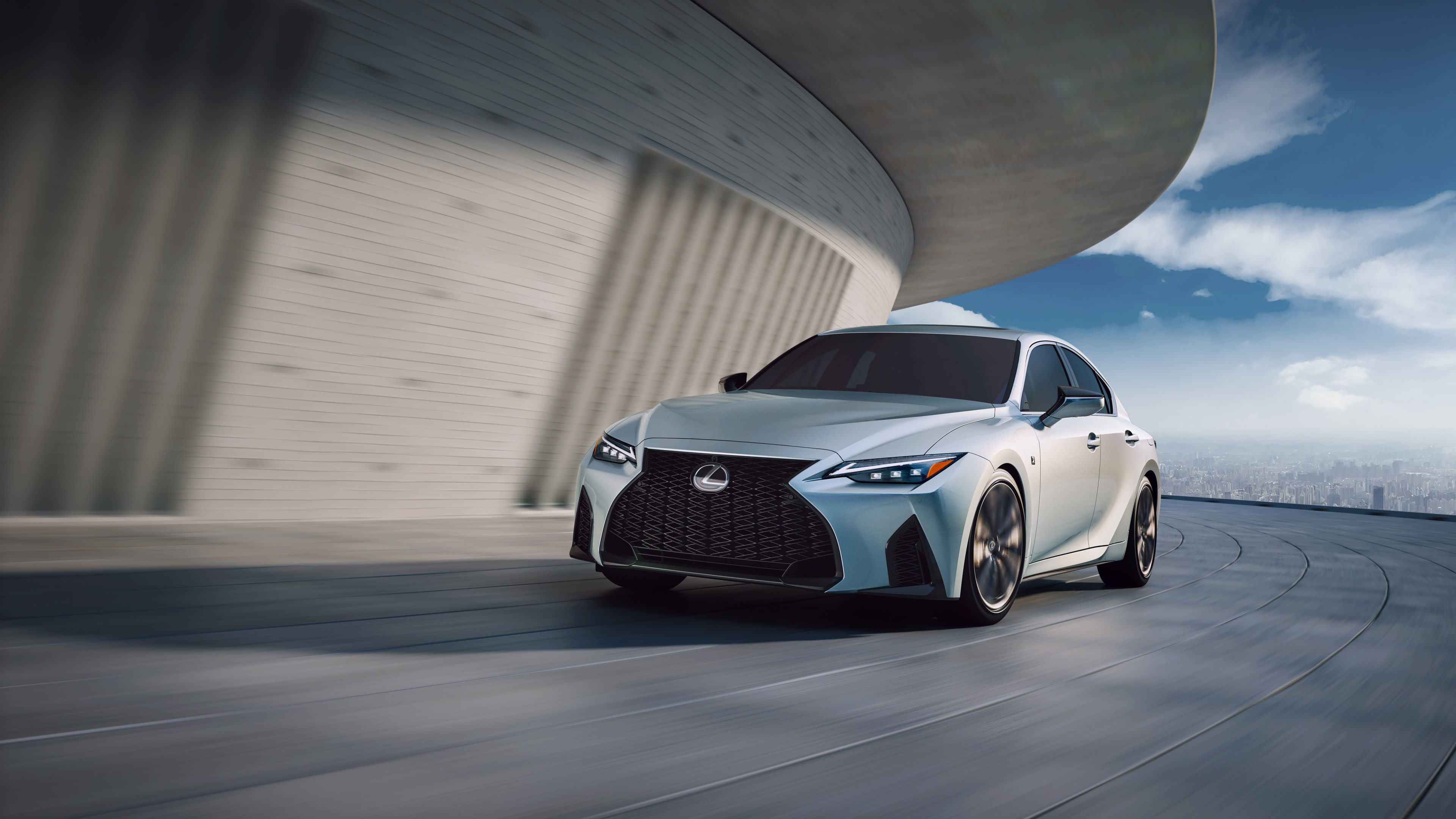 2021 lexus is 350 f sport 5k 4 wallpaper  hd car